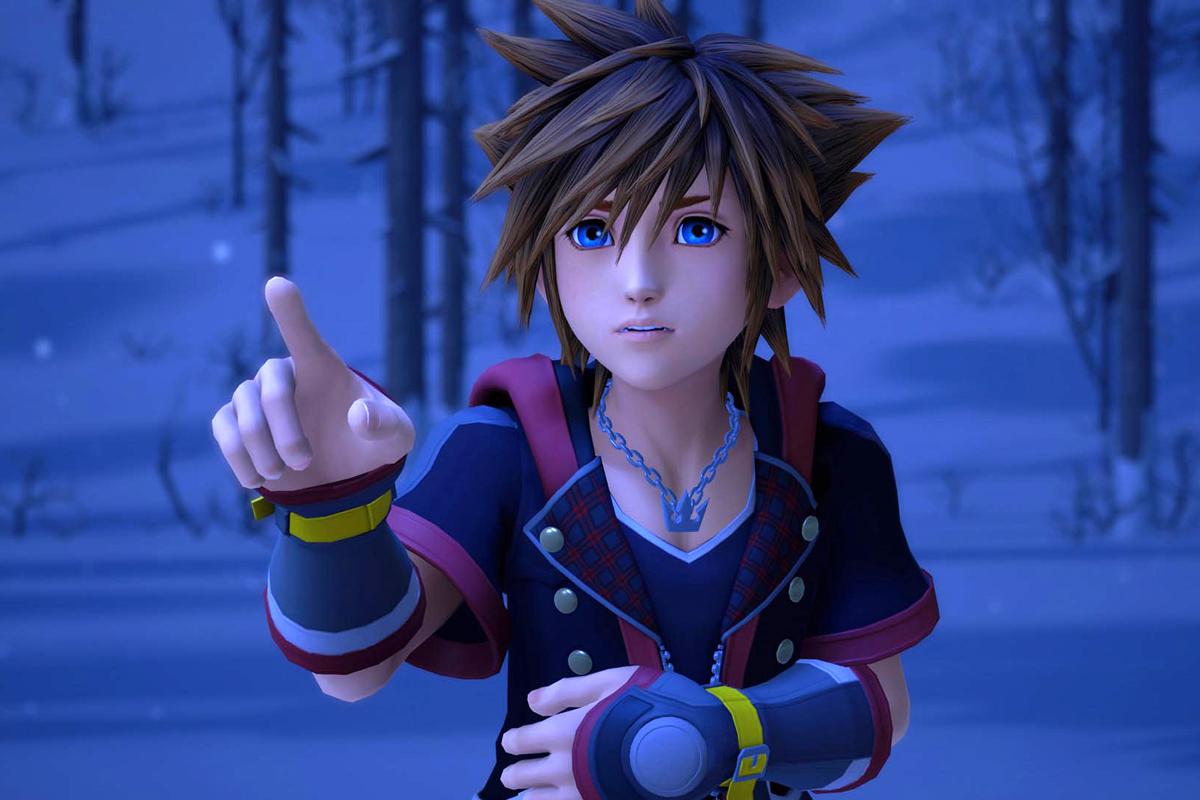 Kingdom Hearts IIICredit: Disney Pixar/Square Enix