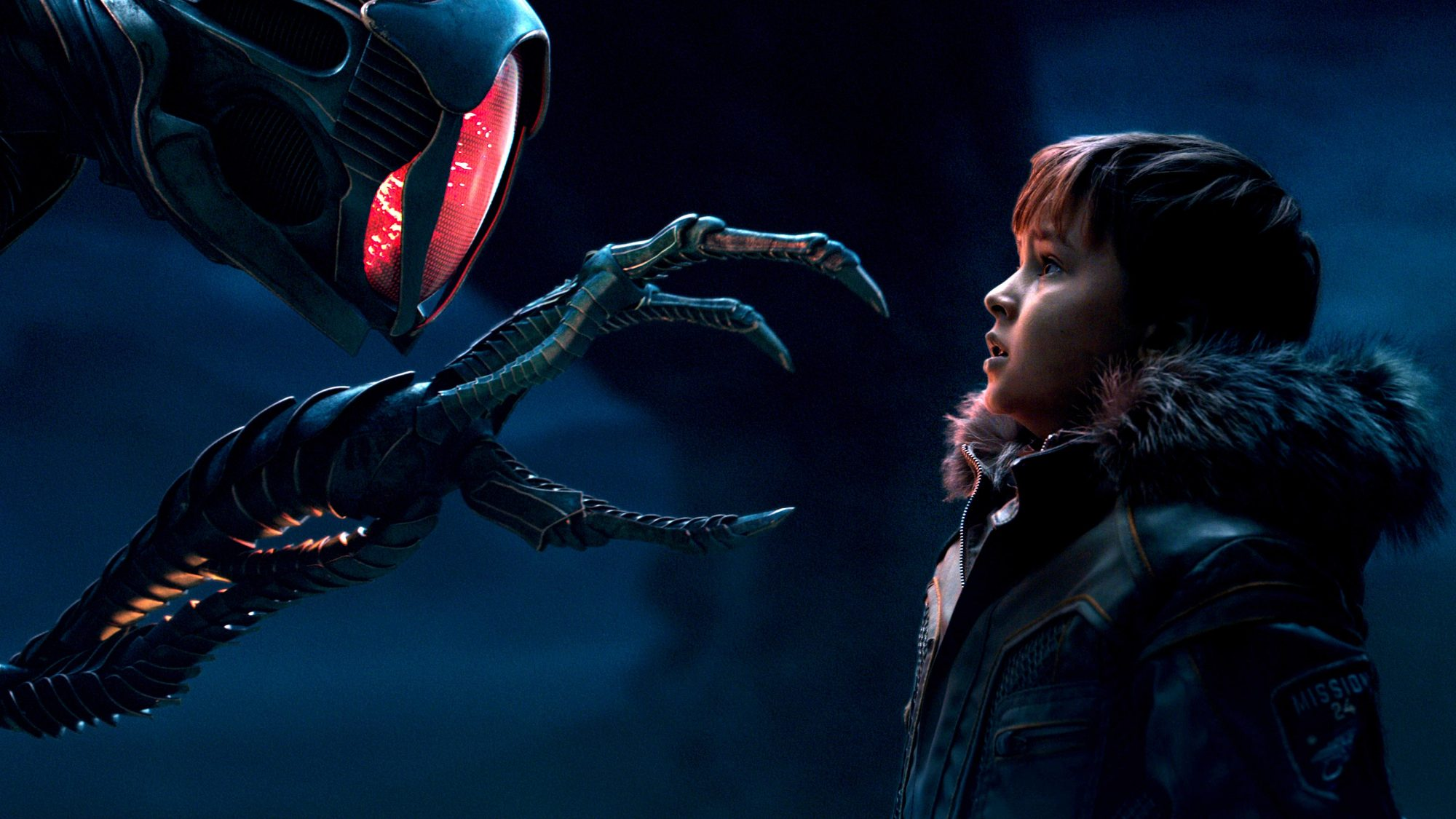 1. Lost in Space (Netflix)