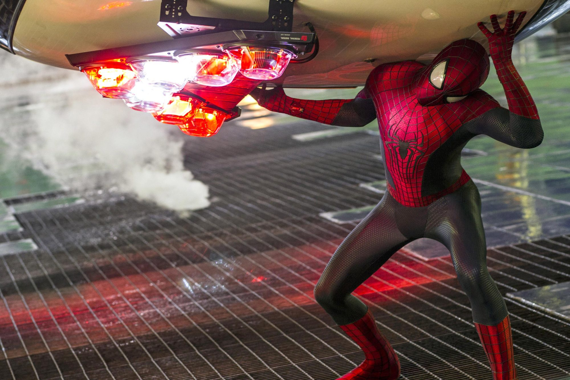 THE AMAZING SPIDER-MAN 2, Andrew Garfield, 2014. ph: Niko Tavernise/©Columbia Pictures/courtesy Ever