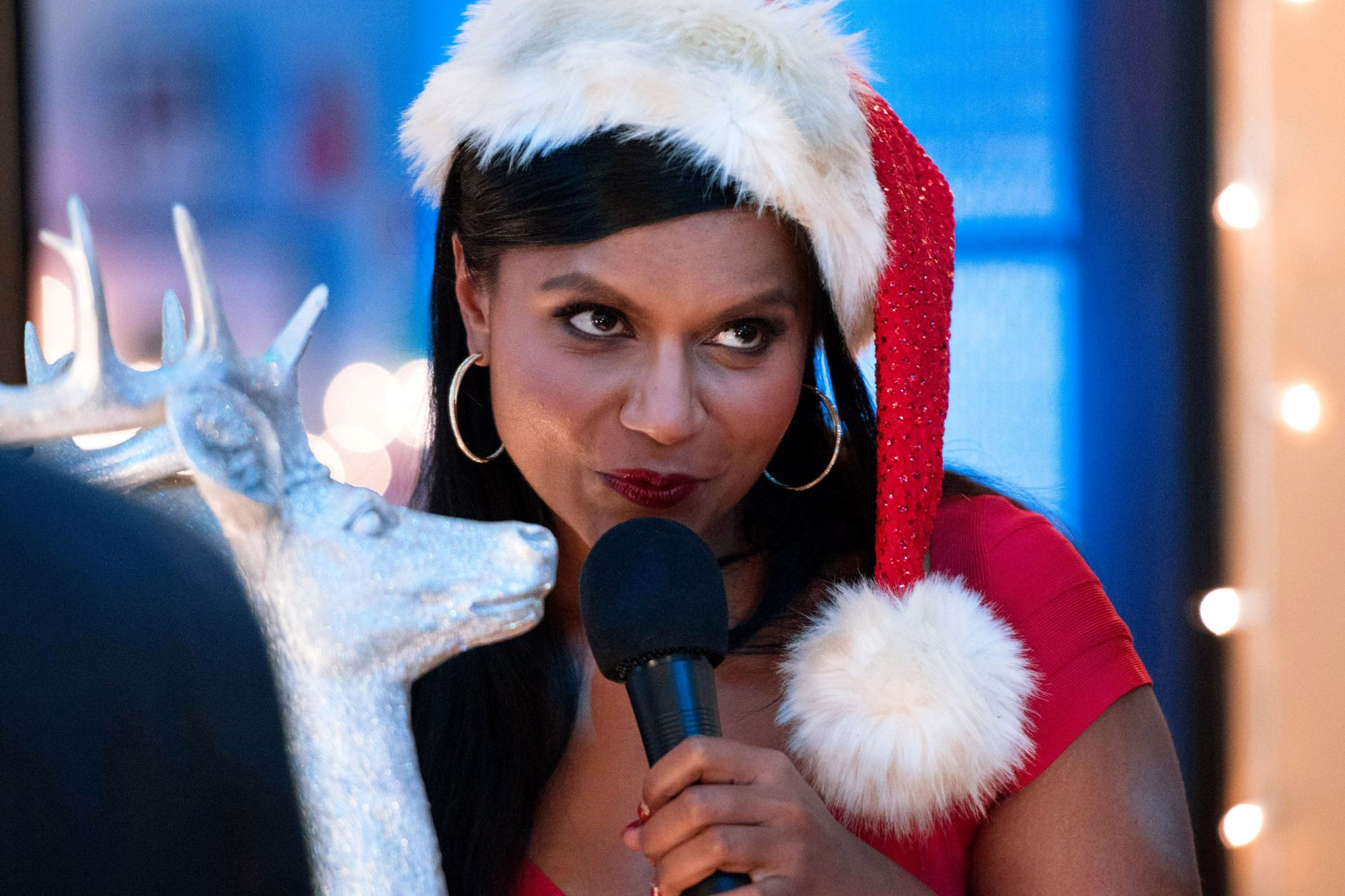 The Mindy Project,  Christmas Party Sex Trap  (season 2, episode 11)