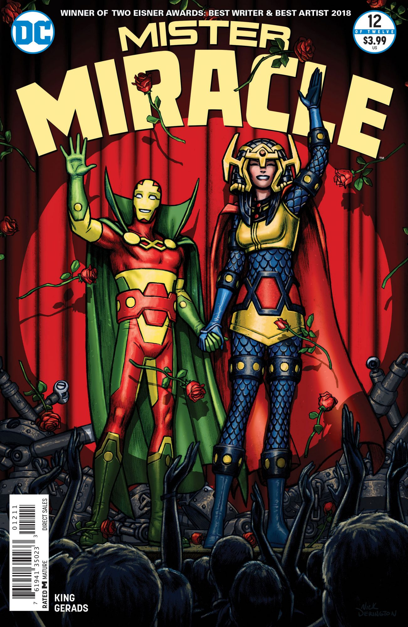 MISTER MIRACLE2018