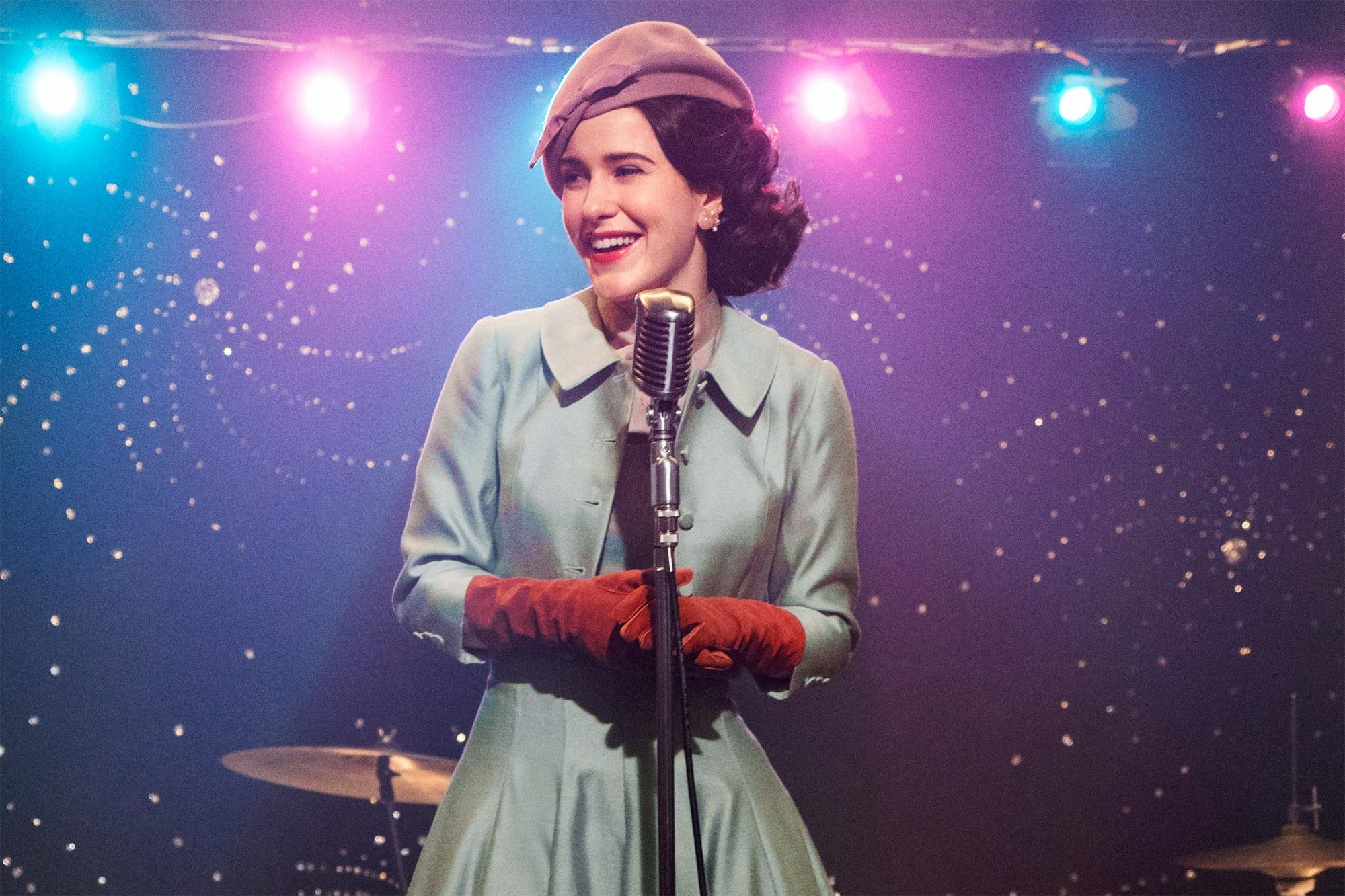 The Marvelous Mrs. MaiselPictured: Rachel Brosnahan