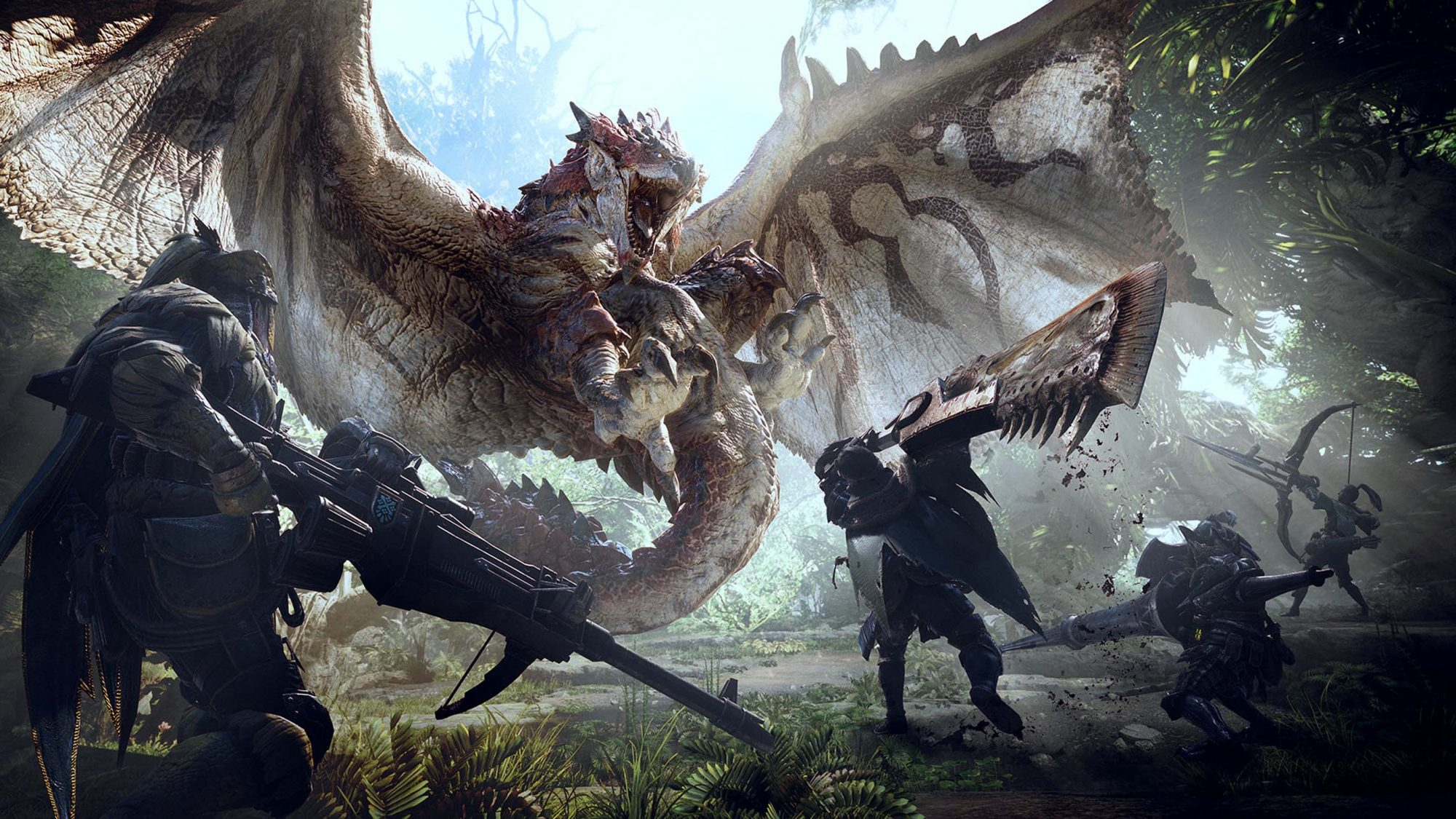 Monster Hunter: World (PS4, Xbox One)