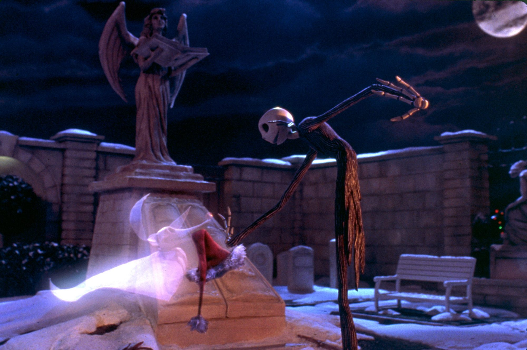 Nightmare Before Christmas (1993)Jack Skellington (Chris Sarandon)