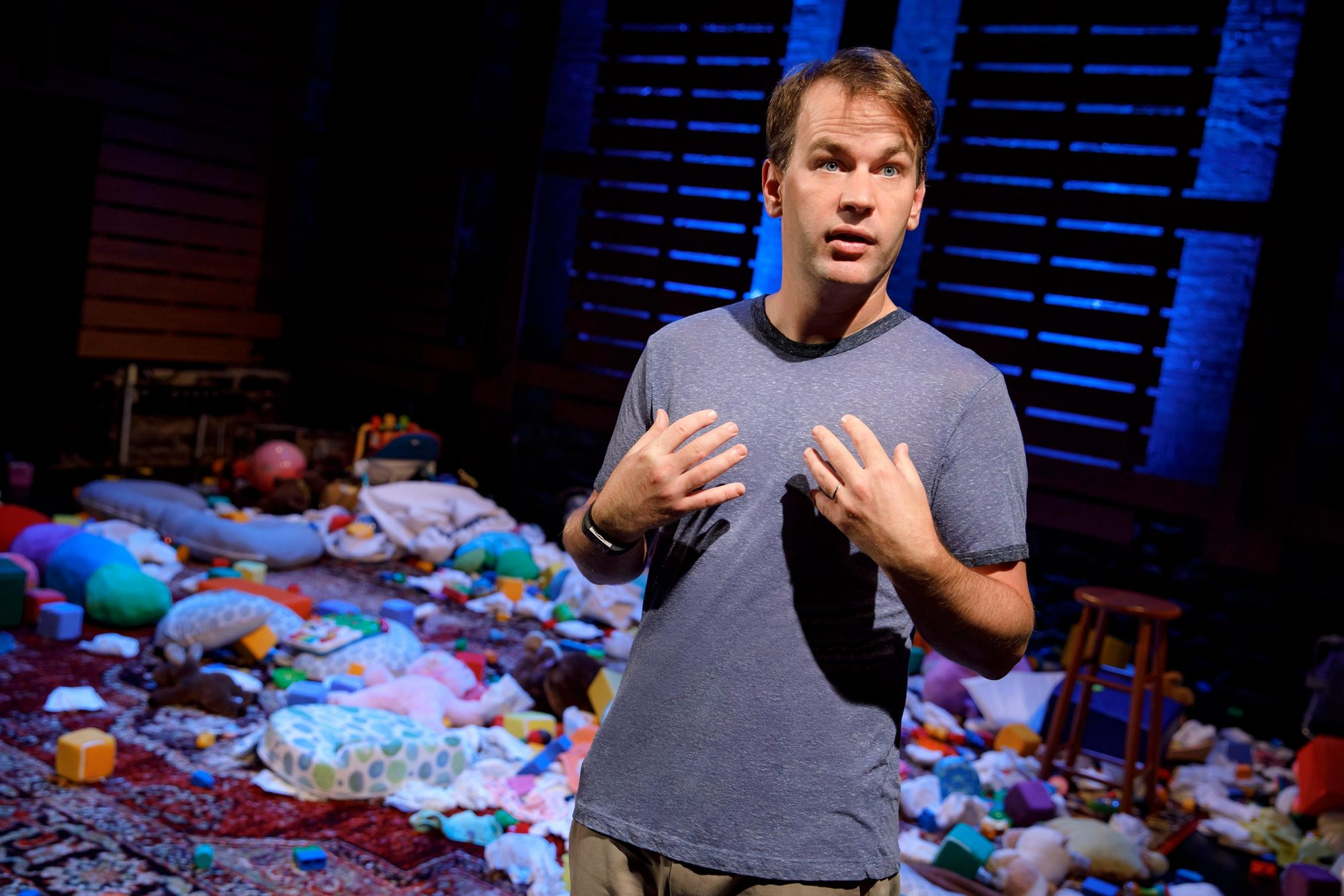 6. Mike Birbiglia's The New One