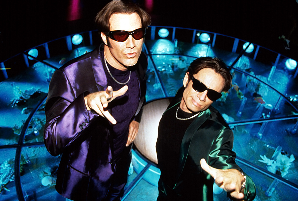 4. Will Ferrell and Chris Kattan in A Night at the Roxbury (1998)