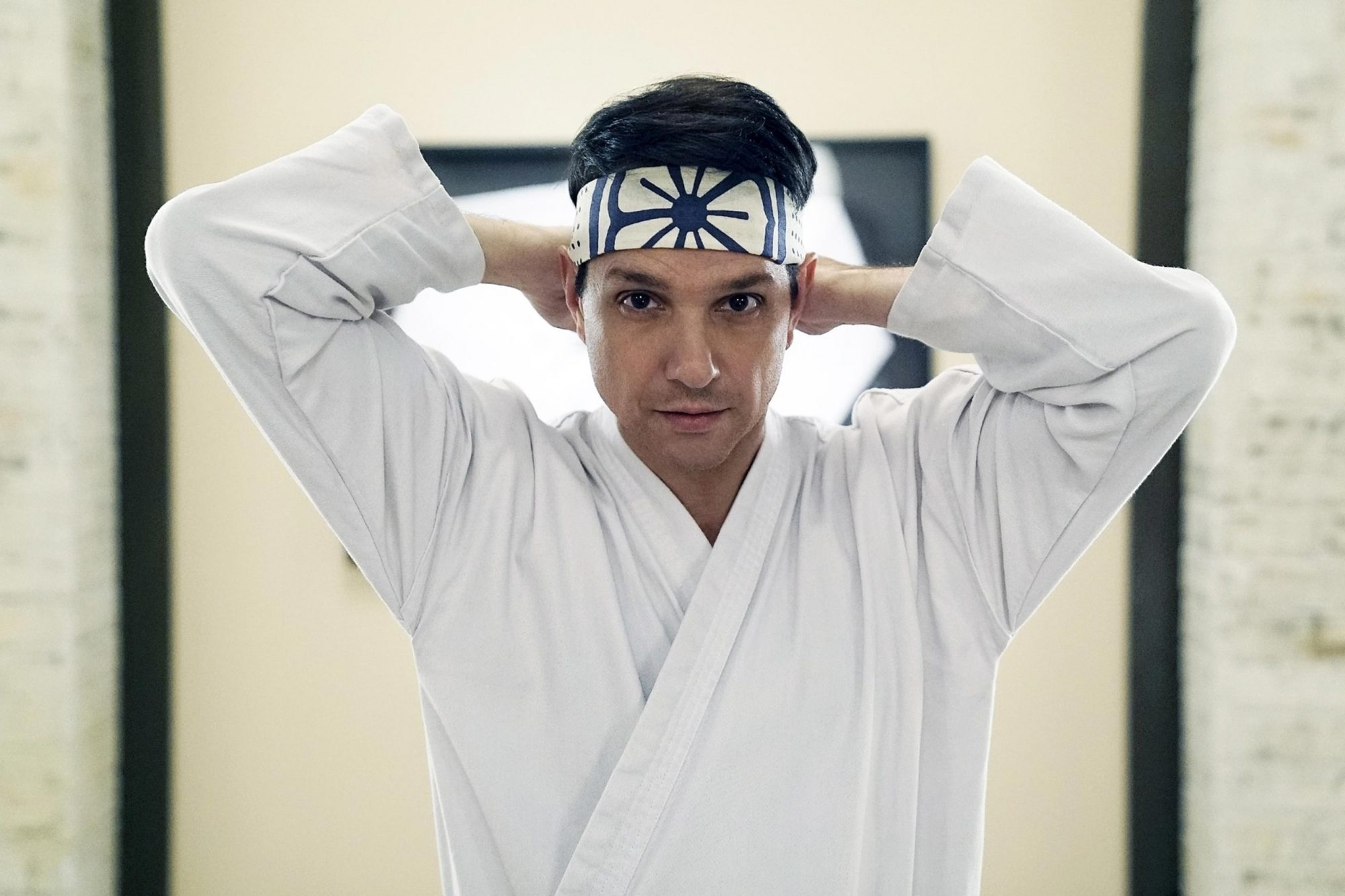 Cobra Kai Series -- Pictured: Ralph Macchio CR: YouTube Red