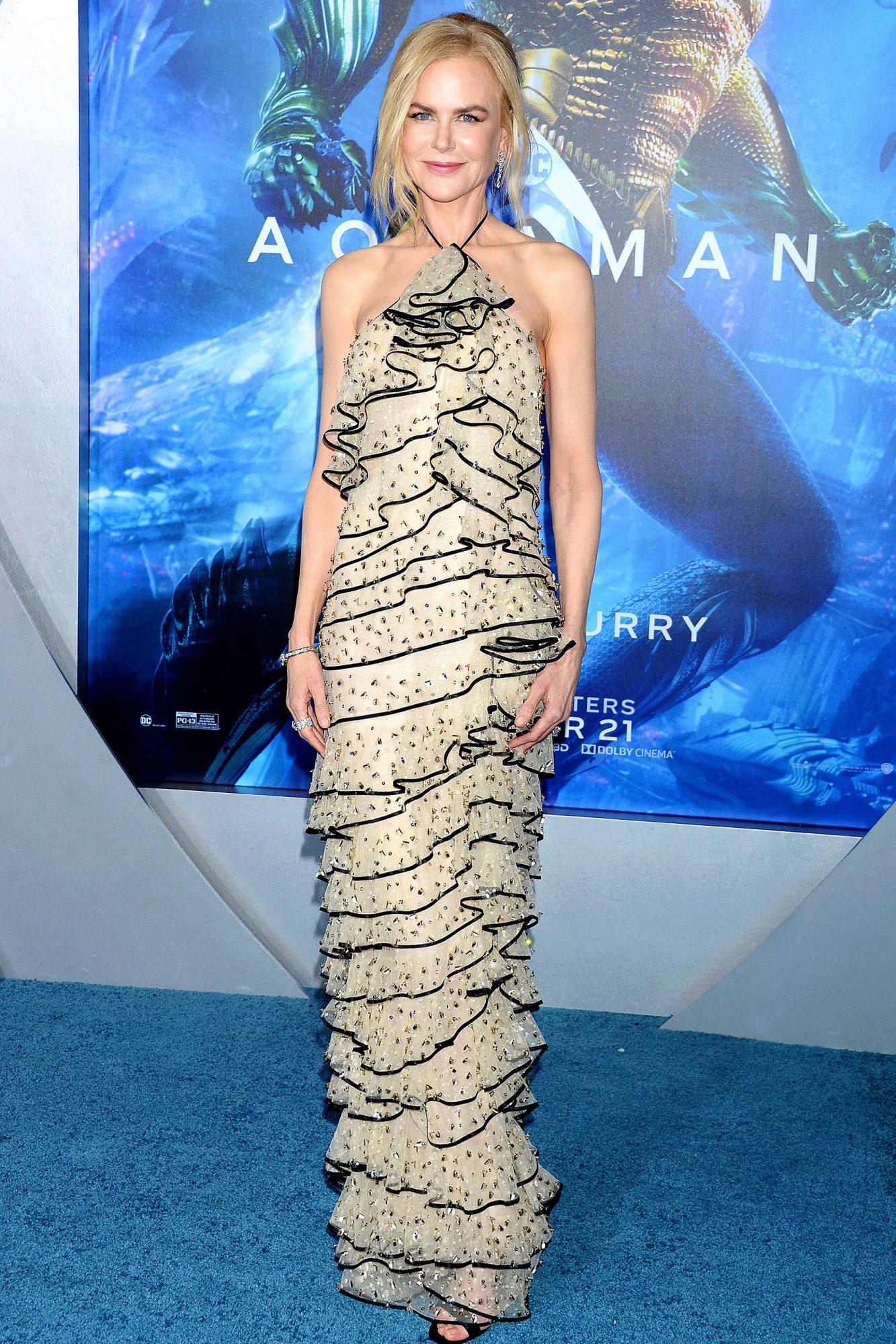 'Aquaman' film premiere, Arrivals, Los Angeles, USA - 12 Dec 2018