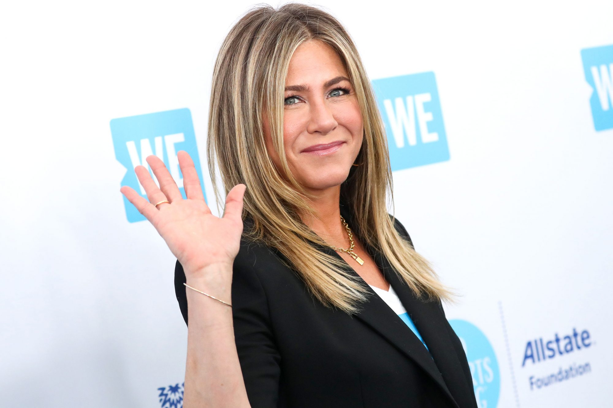 WE Day California, Arrivals, Los Angeles, USA - 19 Apr 2018