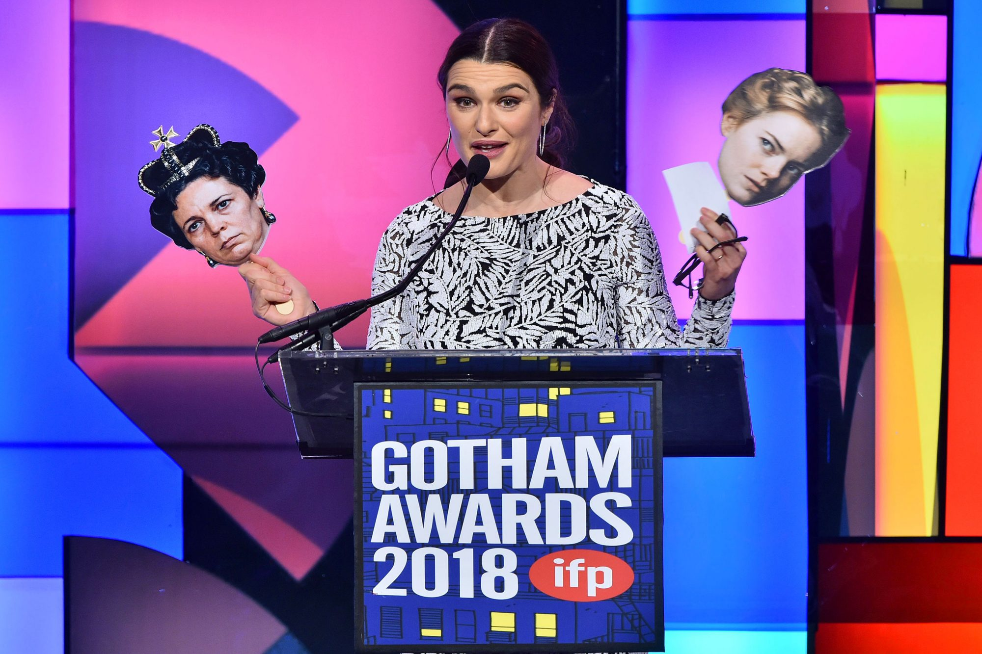 Independent Filmmaker Project's 28th Annual Gotham Awards, Inside, New York, USA - 26 Nov 2018