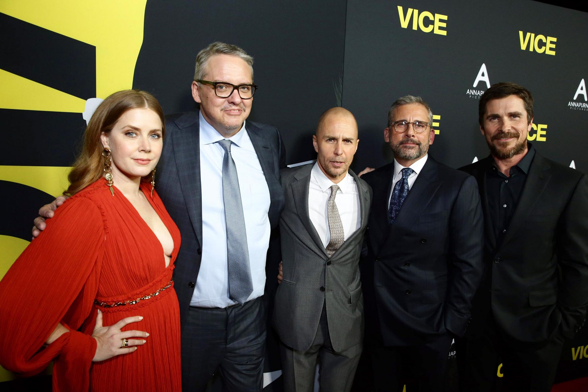 'Vice' film premiere, Arrivals, Los Angeles, USA - 11 Dec 2018