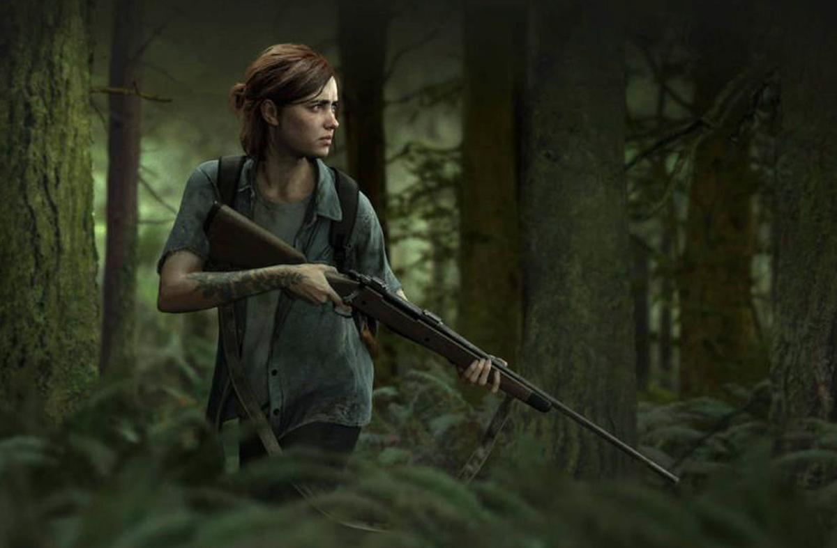 The Last of Us Part IICREDIT: Naughty Dog