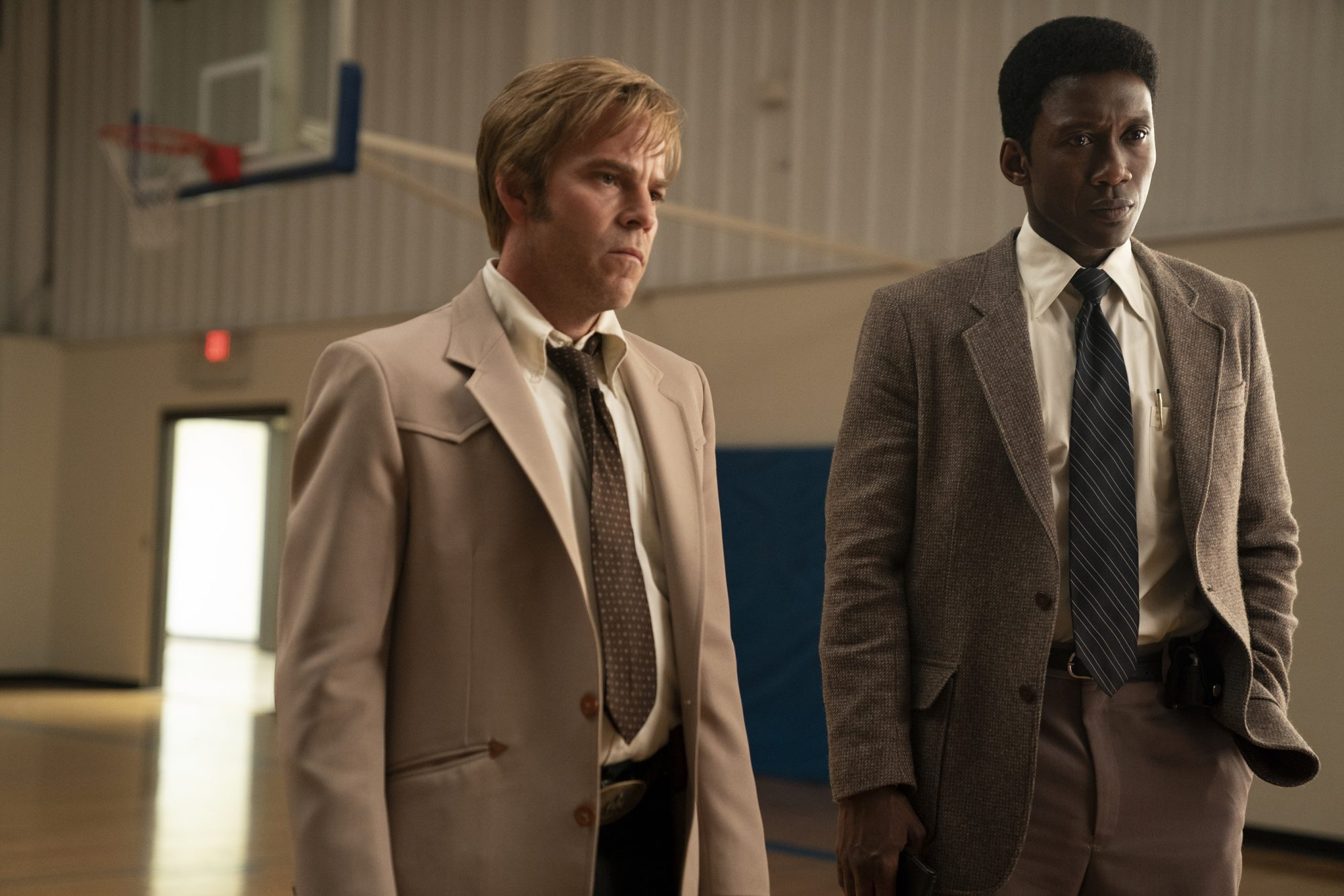 True Detective Season 3Mahershala Ali, Stephen DorffCredit: Warrick Page/HBO