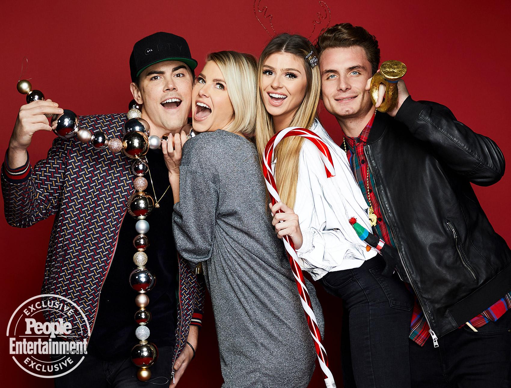 People Portrait Booth at 2018 KIIS-FM Jingle Ball