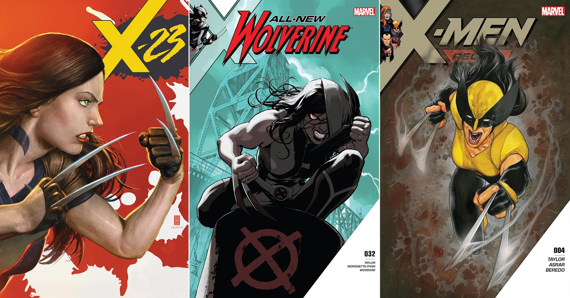 Superhero of the year: X-23, a.k.a All-New Wolverine, a.k.a Laura Kinney