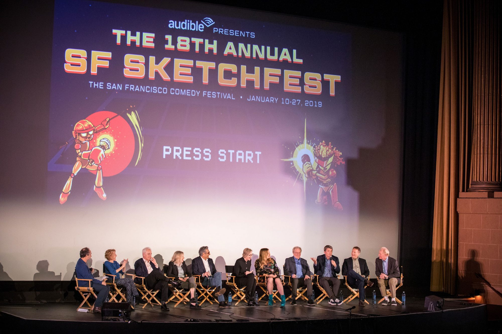 SF Sketchfest 2019 Best in Show
