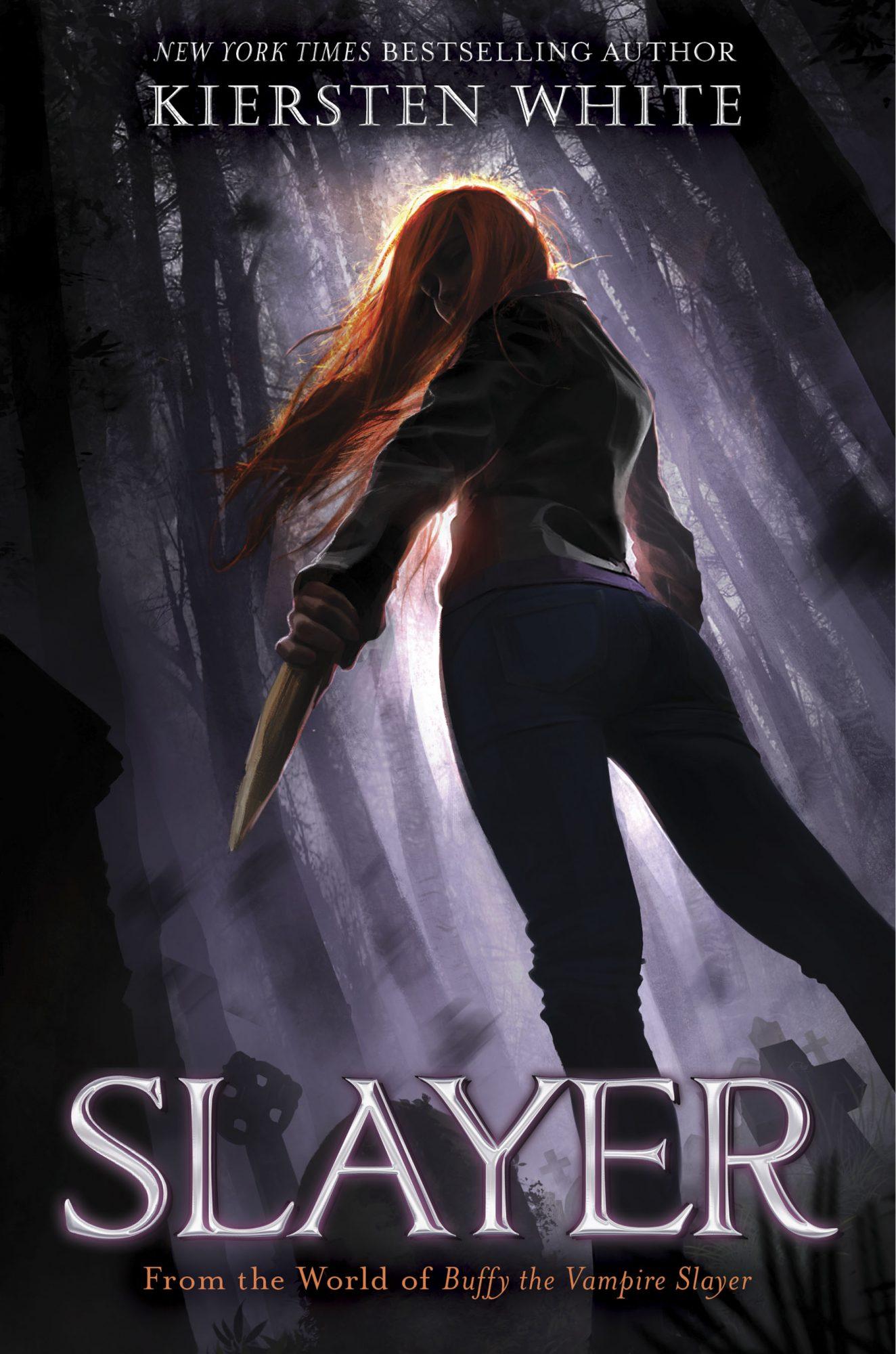 Slayer by Kiersten WhiteSimon & Schuster