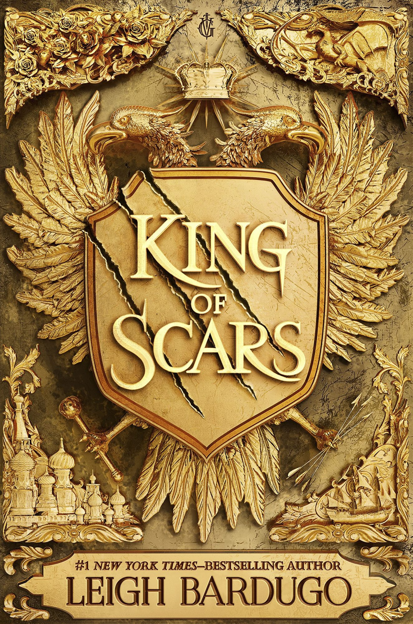 King of Scars, by Leigh Bardugo
