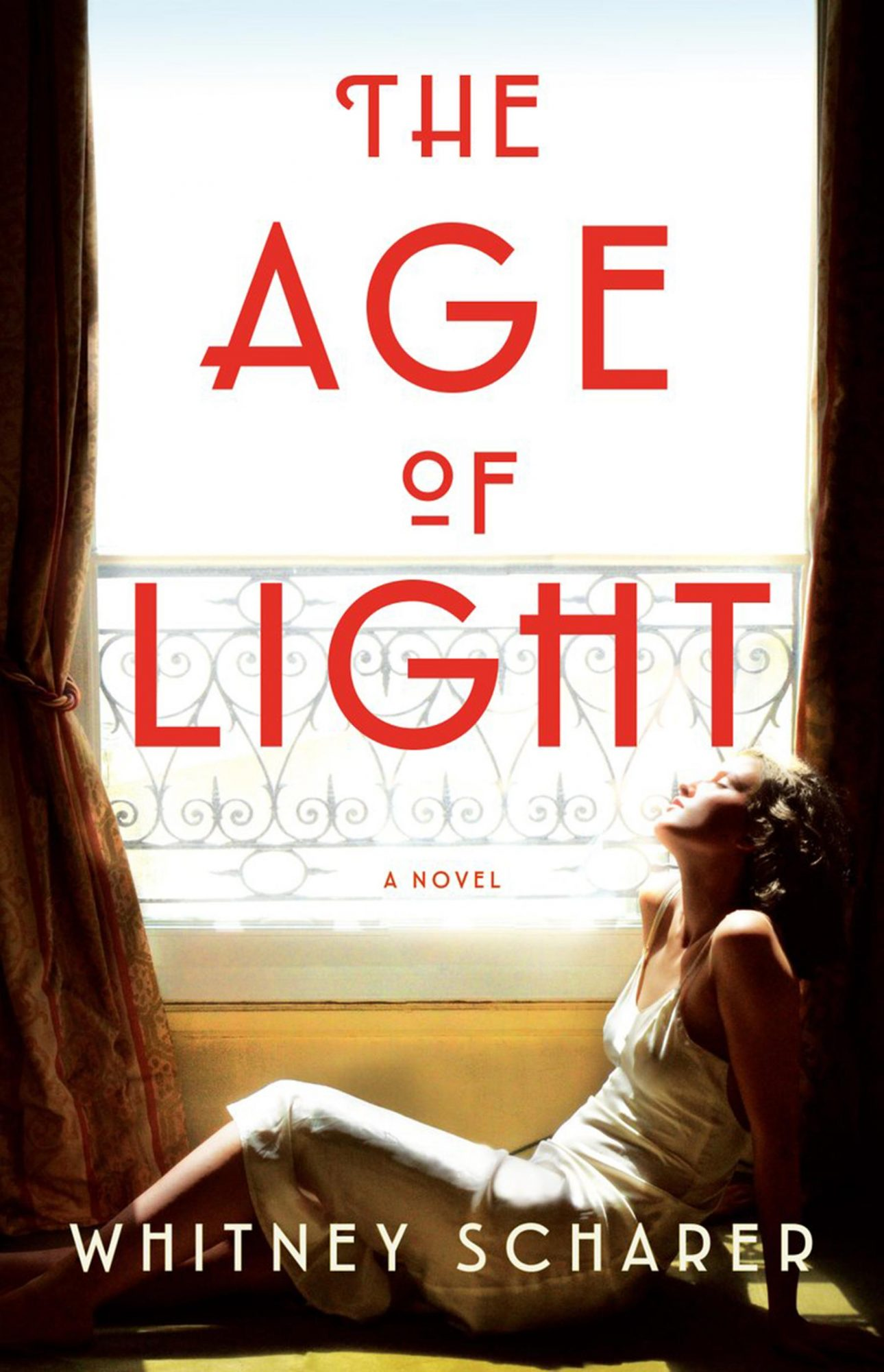 Whitney Scharer, The Age of Light Publisher: Little, Brown and Company