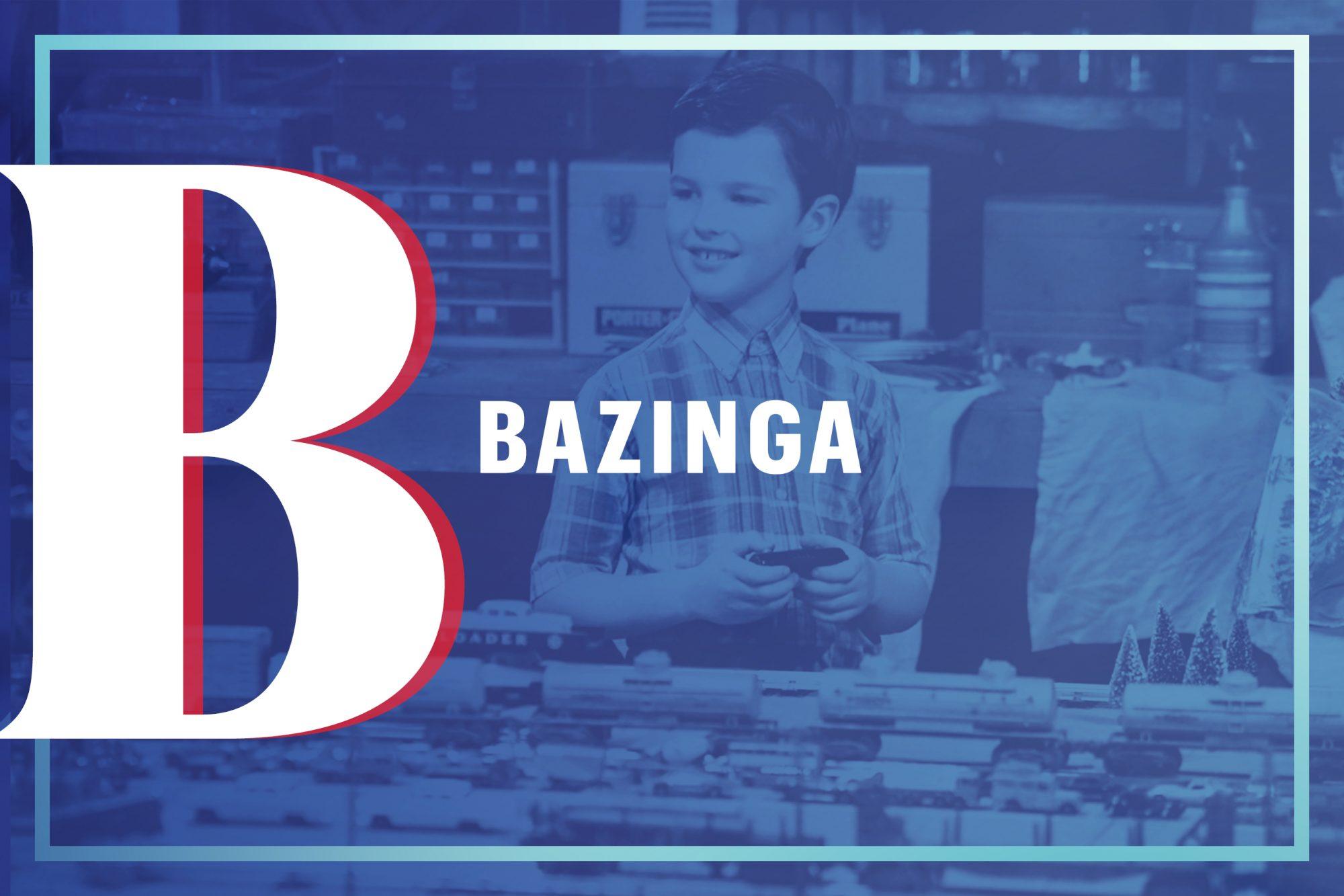 Big Bang Theory A to Z