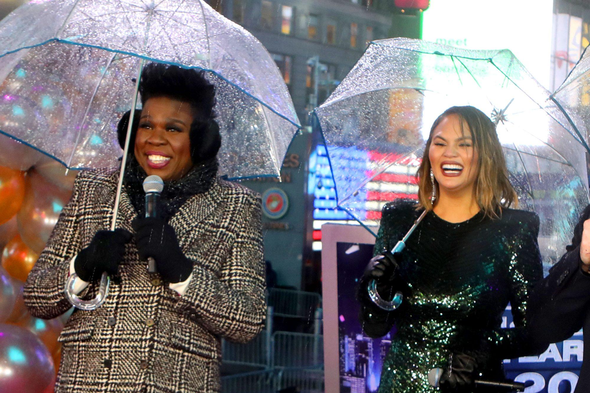 NBC's New Year's Eve - Season 2018