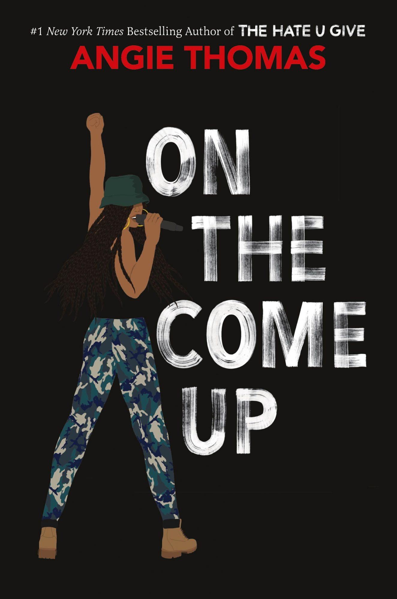 Angie Thomas, On the Come UpPublisher: Balzer + Bray