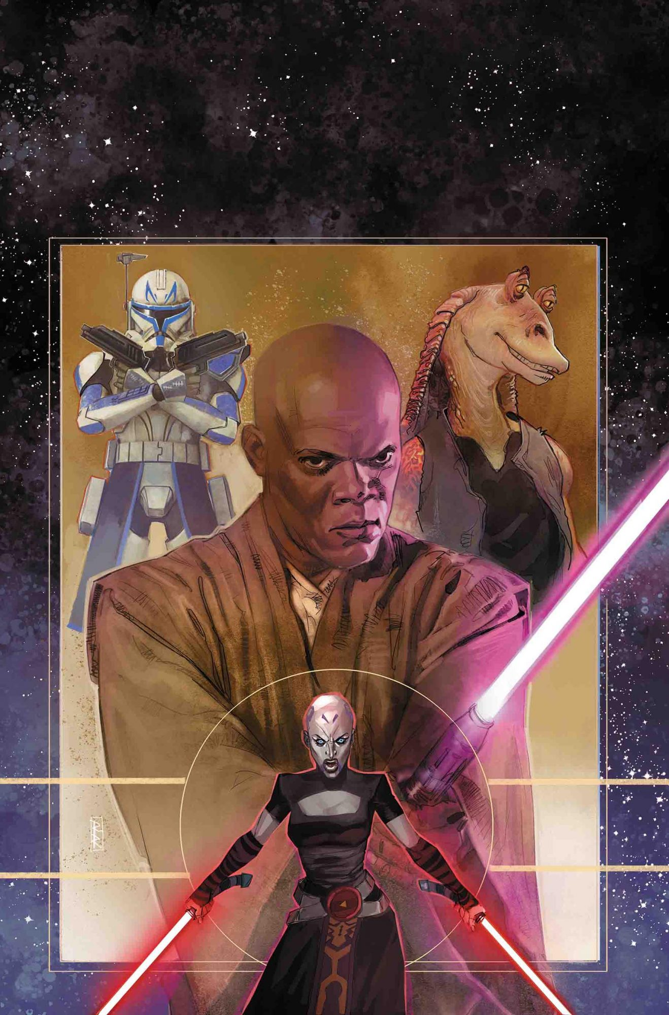 Star Wars: Age of the Republic Special #1