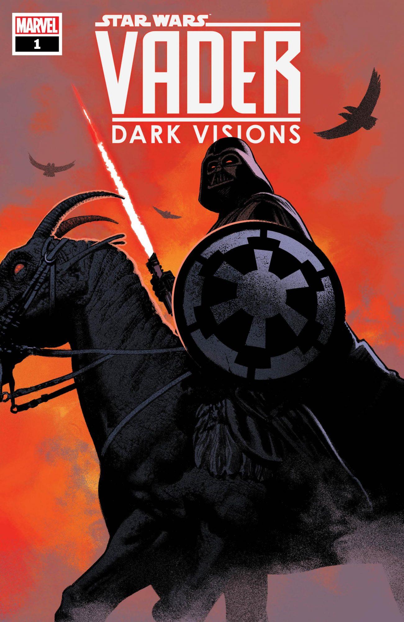 Vader Comic