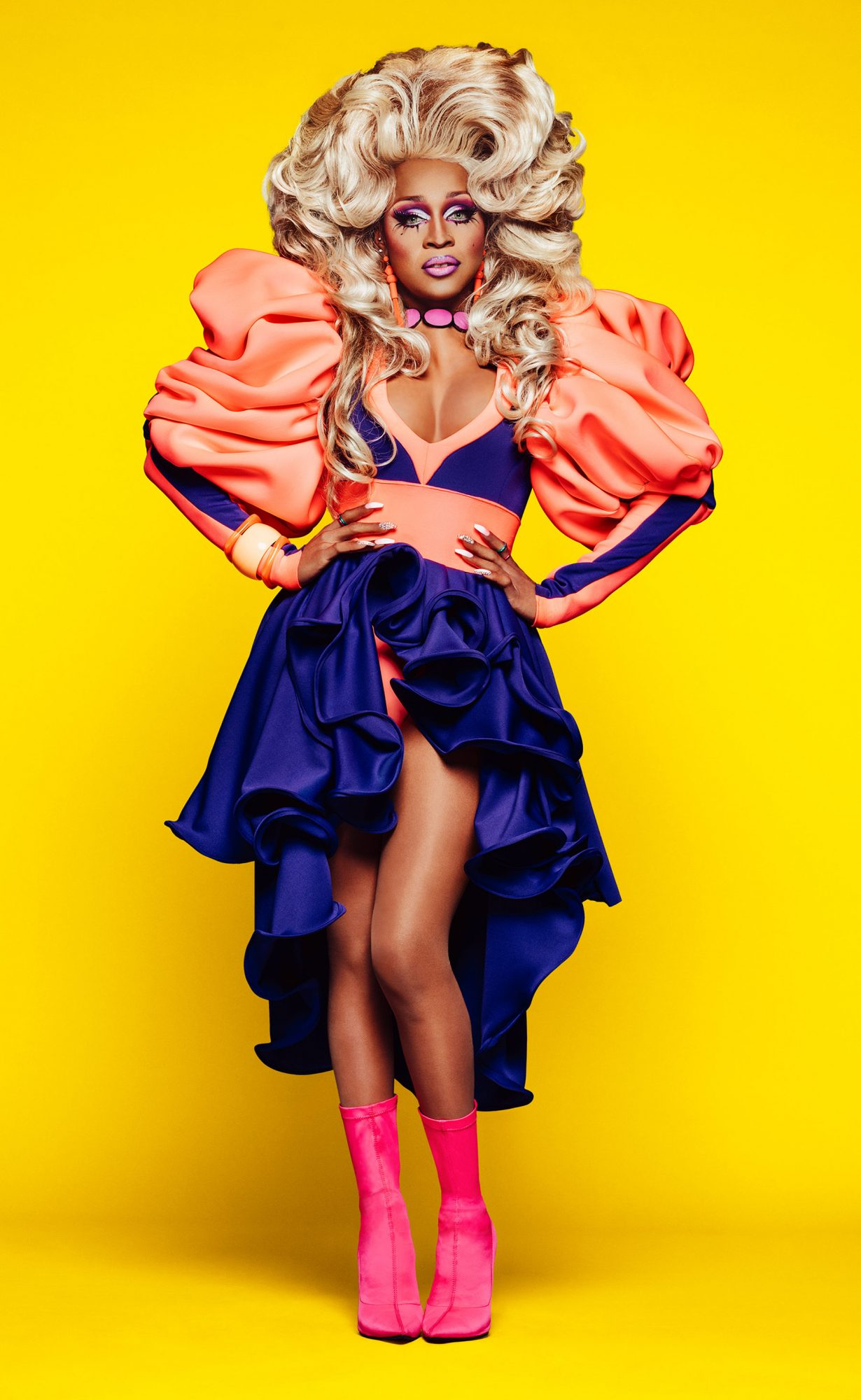 RuPaul Drag Race Season 11 cast photo -- Pictured: A'keria C. DavenportCR: VH1