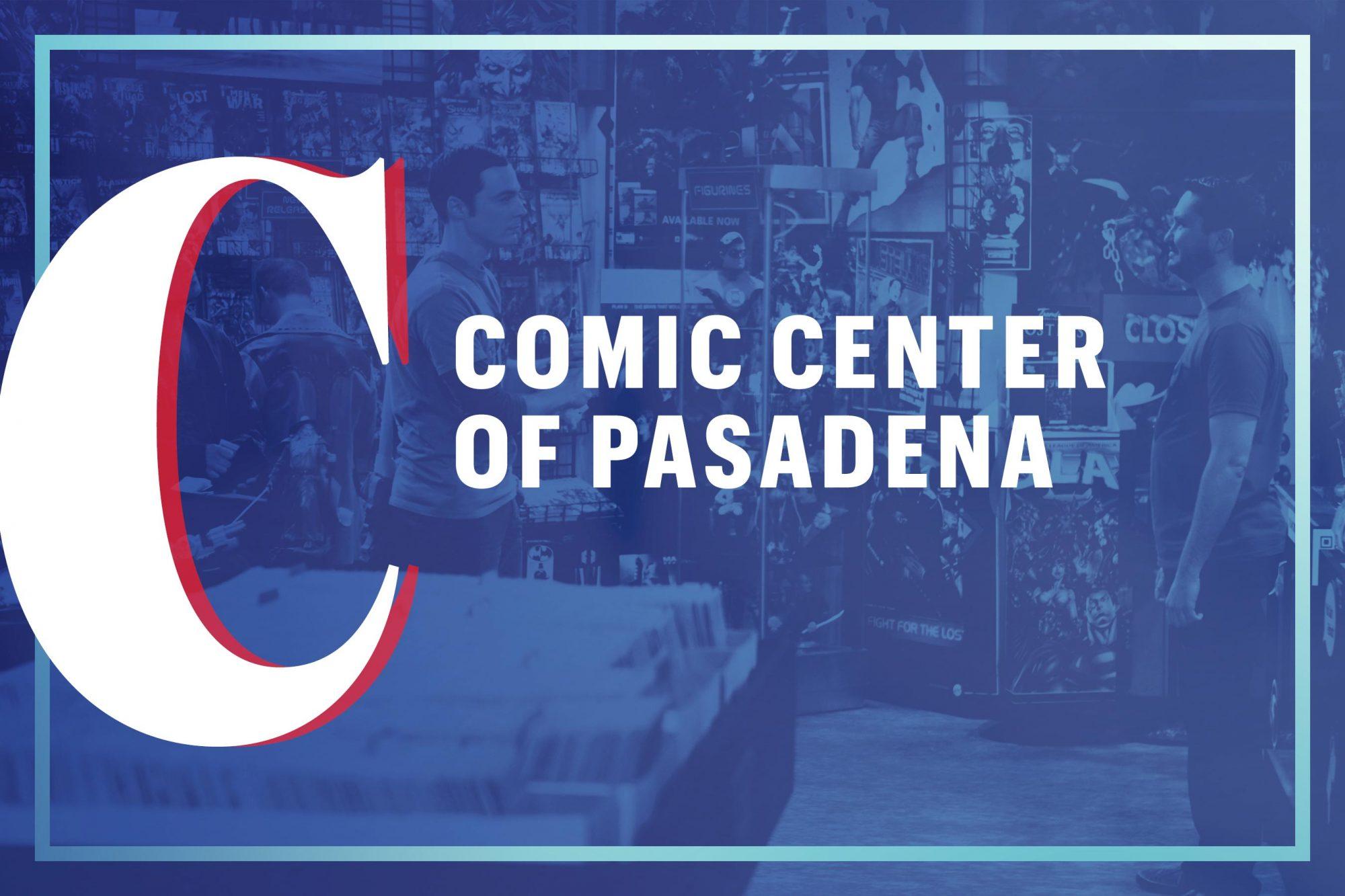 Comic Center of Pasadena