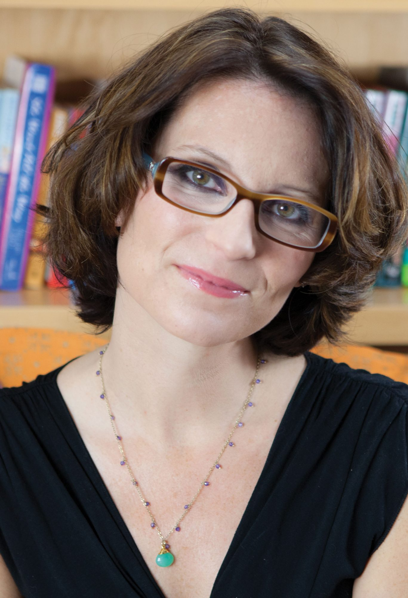Meg Cabot author photoCR: Lisa DeTullio Russell