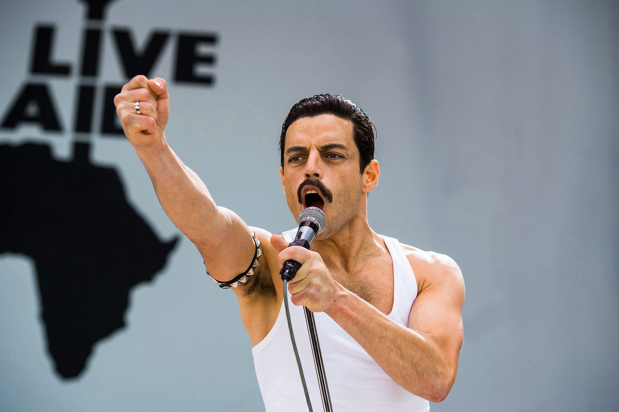 Bohemian RhapsodyRami Malek (Freddie Mercury)