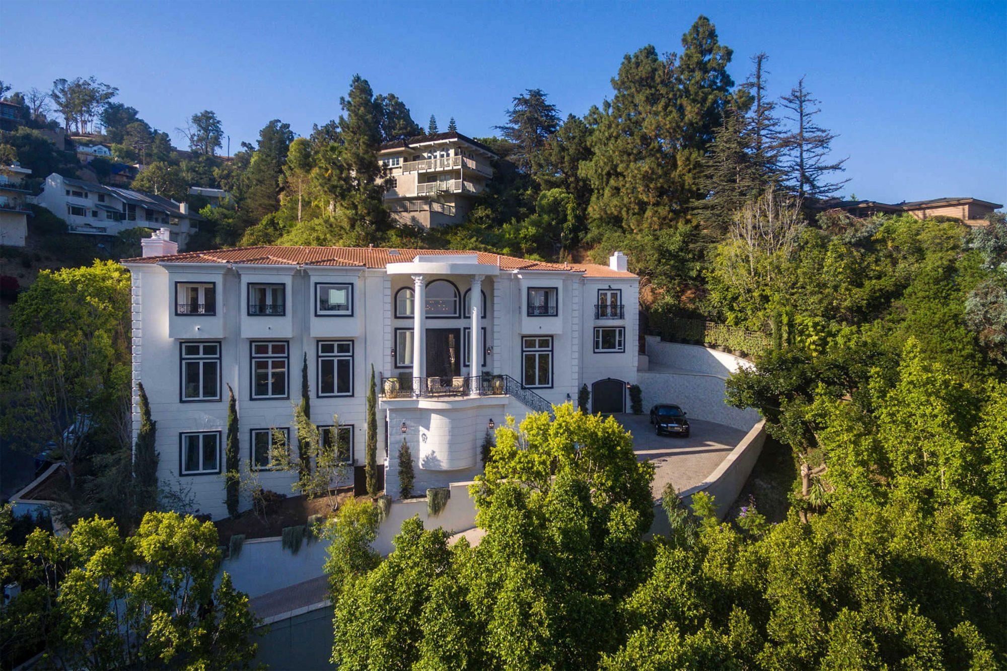 Dorit Kemsley home for sale.Credit: The Agency.