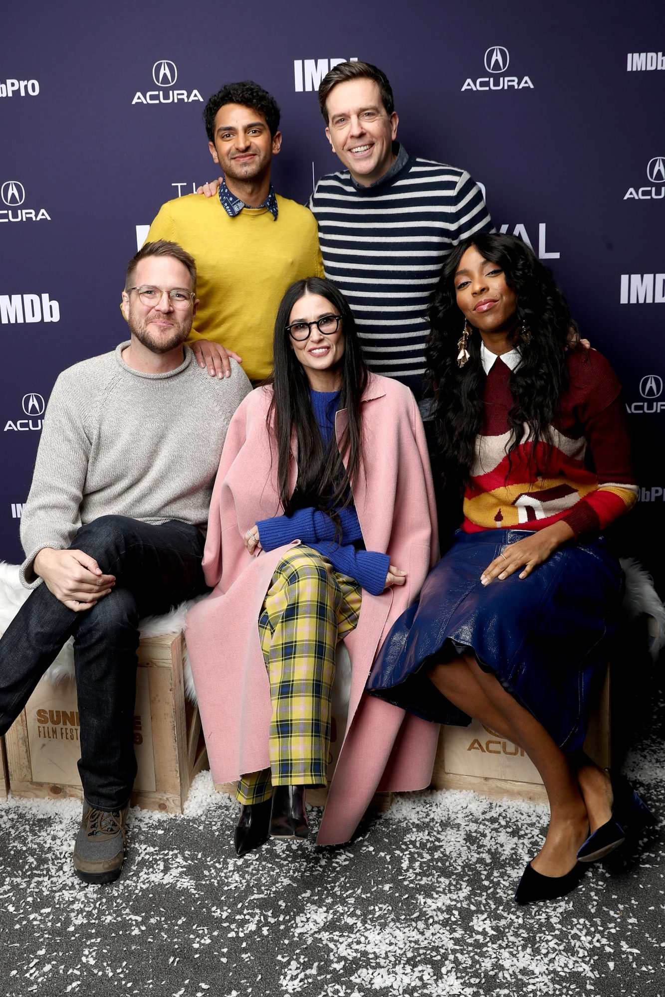 The IMDb Studio At Acura Festival Village On Location At The 2019 Sundance Film Festival - Day 4