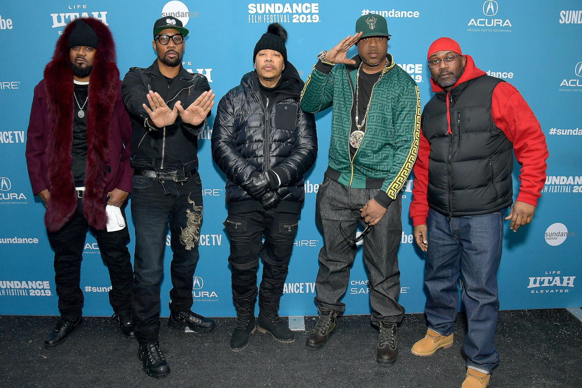 "2019 Sundance Film Festival - ""Wu-Tang Clan: Of Mics And Men"" Premiere -"