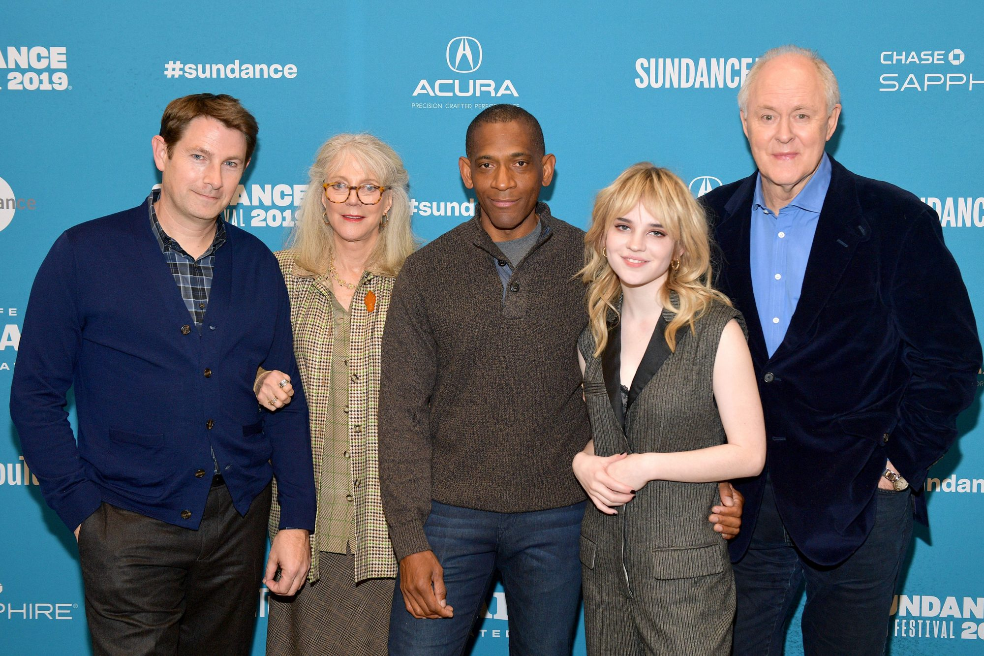 "2019 Sundance Film Festival - ""The Tomorrow Man"" Premiere"