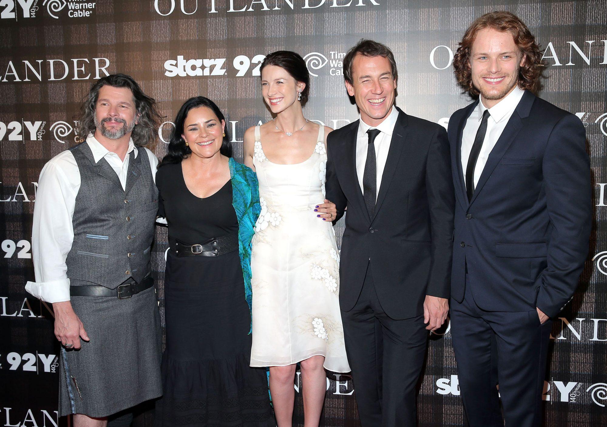 "92nd Street Y Presents: ""Outlander"""