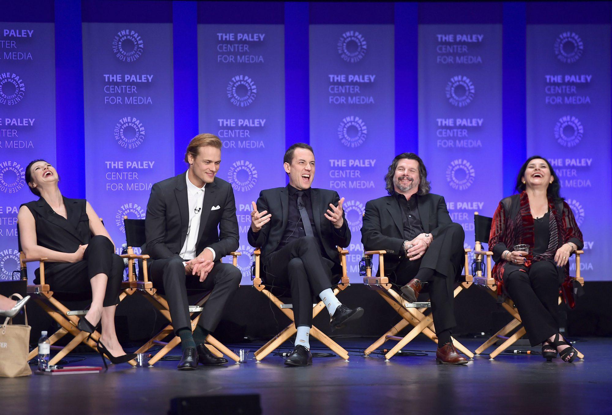 "The Paley Center For Media's 32nd Annual PALEYFEST LA - ""Outlander"" - Inside"