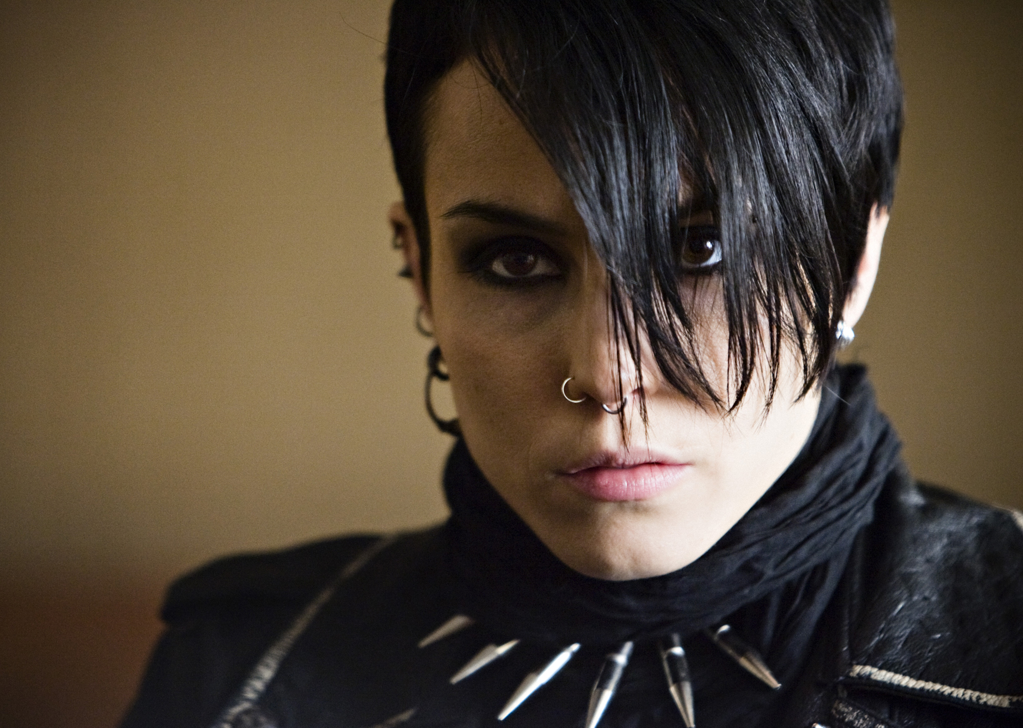 The Girl with the Dragon Tattoo (2010)Lisbeth Salander (Noomi Rapace)