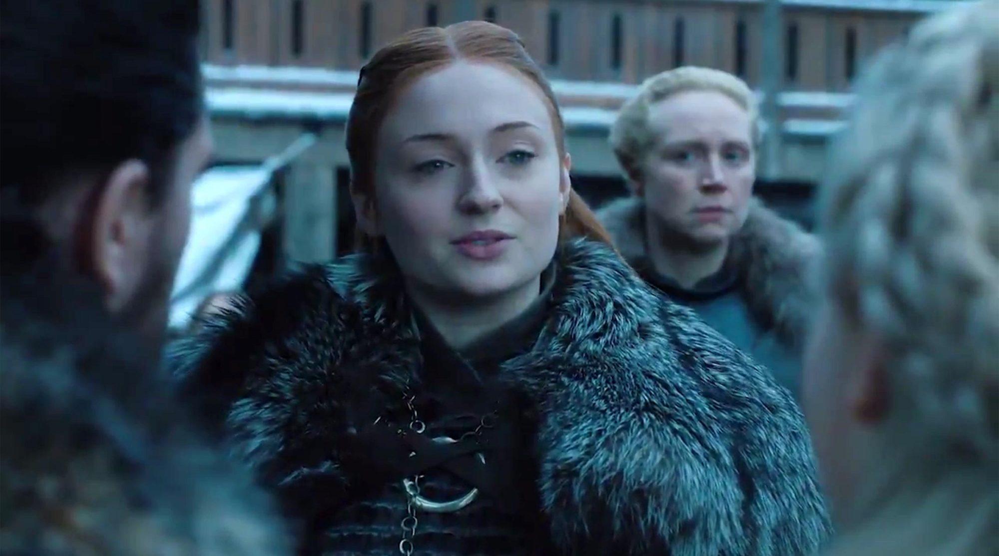 Game of Thrones screen grab