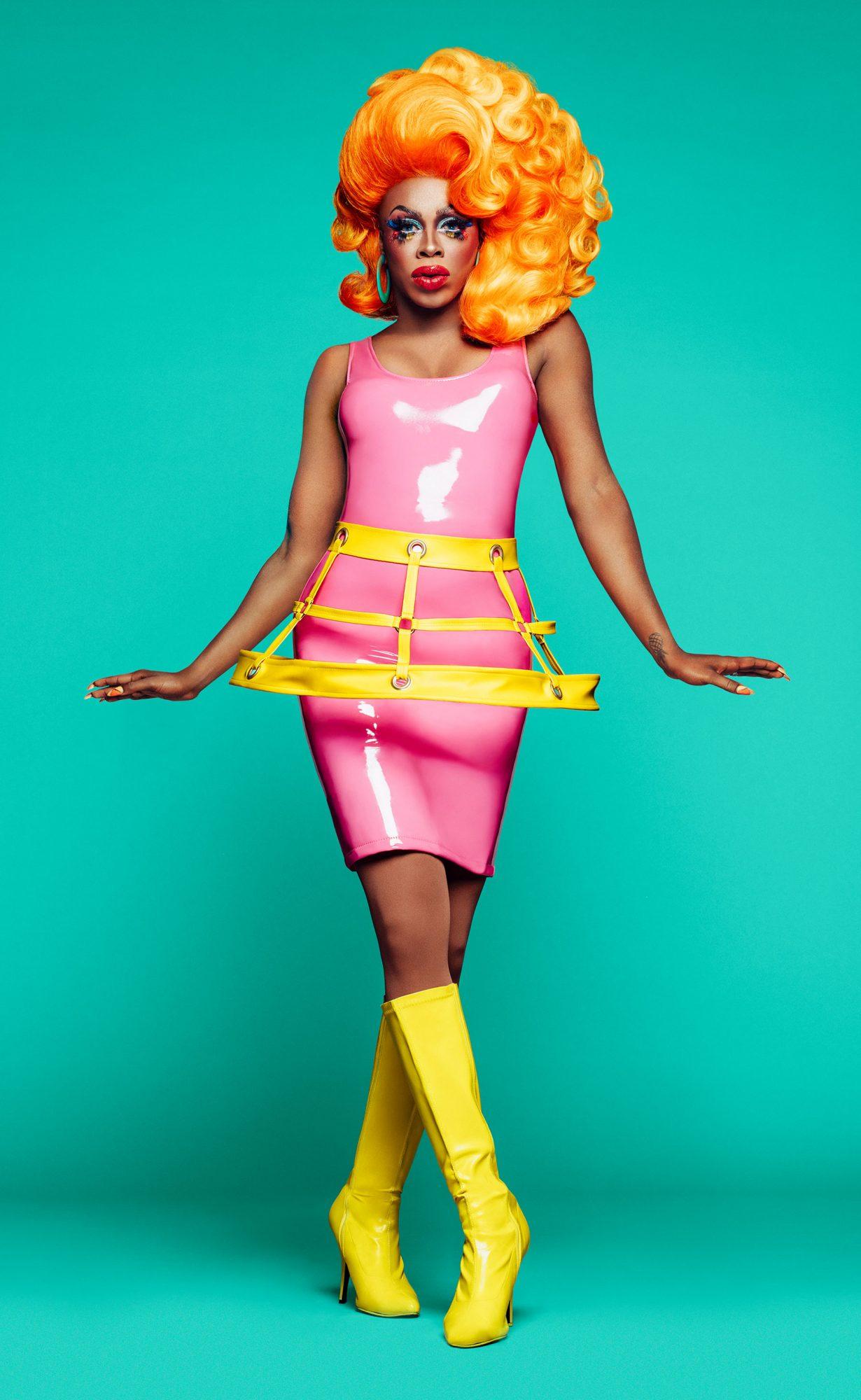 RuPaul Drag Race Season 11 cast photo -- Pictured: Honey DavenportCR: VH1