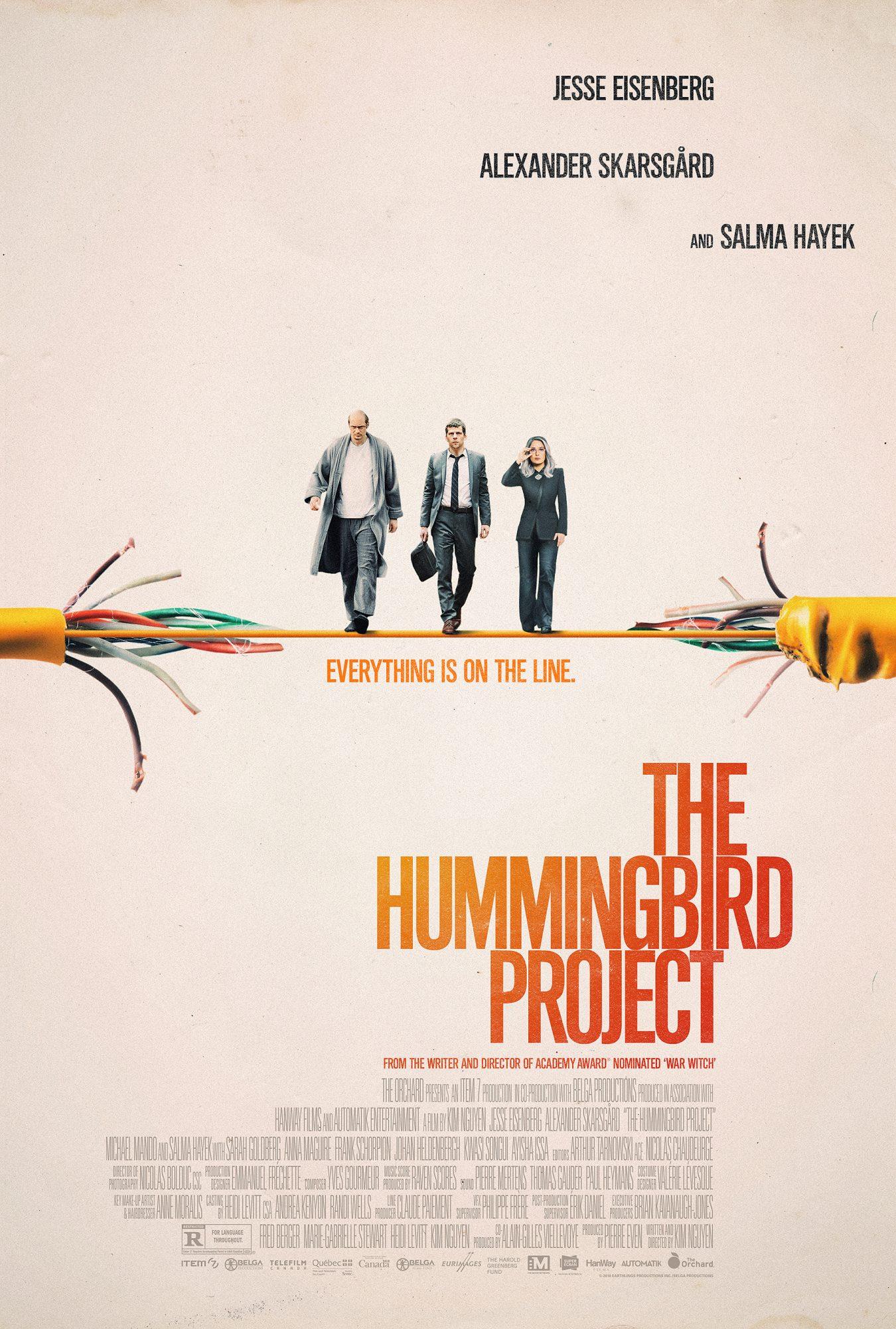 The Hummingbird ProjectCredit: Elevation Pictures