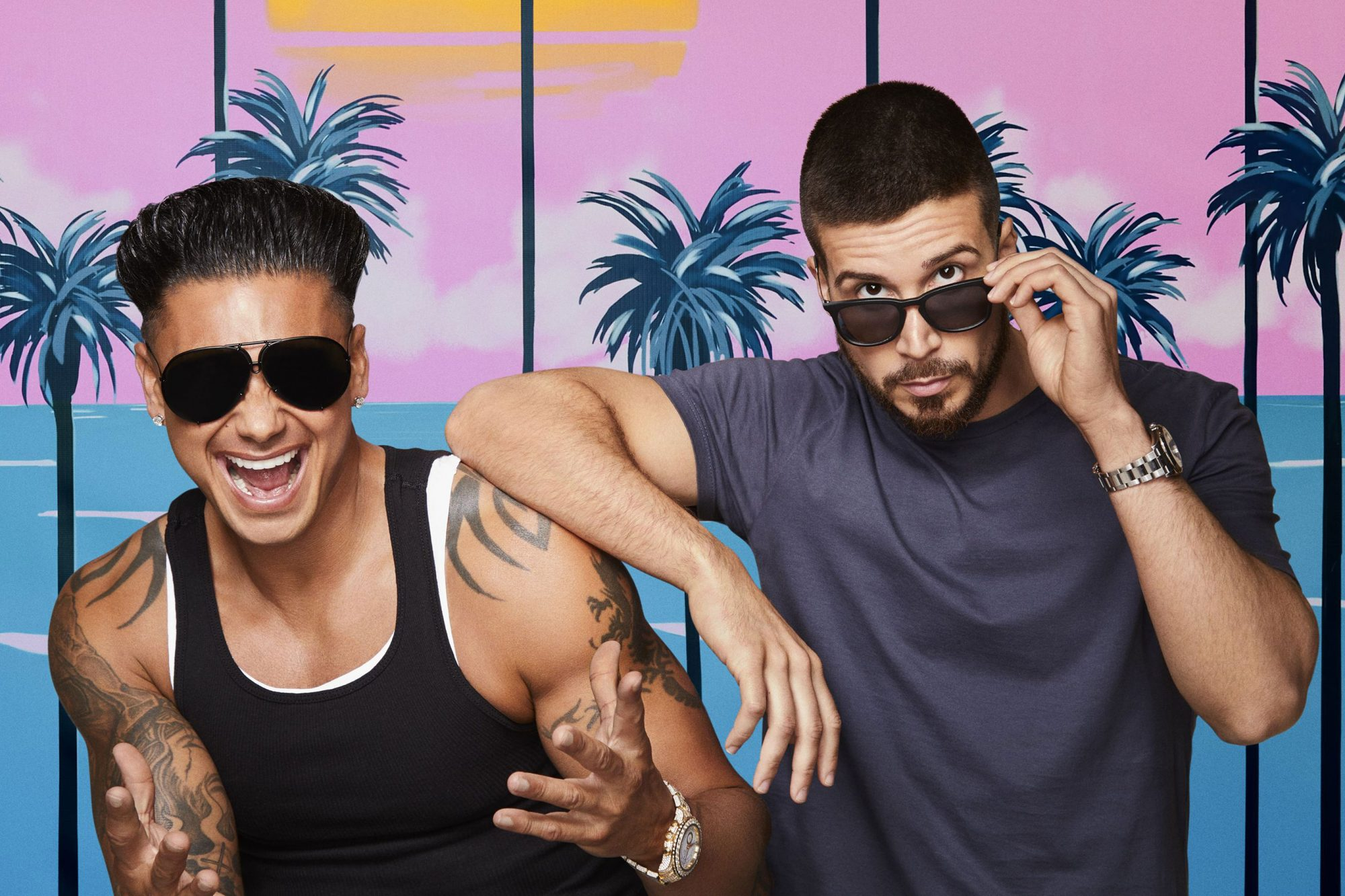 Jersey Shore Family Vacation2018Pauly + VinnyCR: MTV