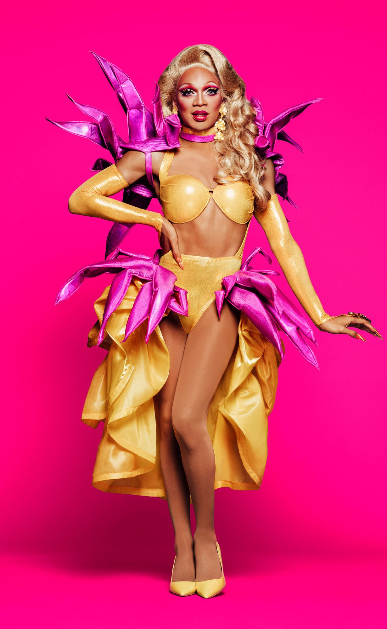 RuPaul Drag Race Season 11 cast photo -- Pictured: Kahanna MontreseCR: VH1