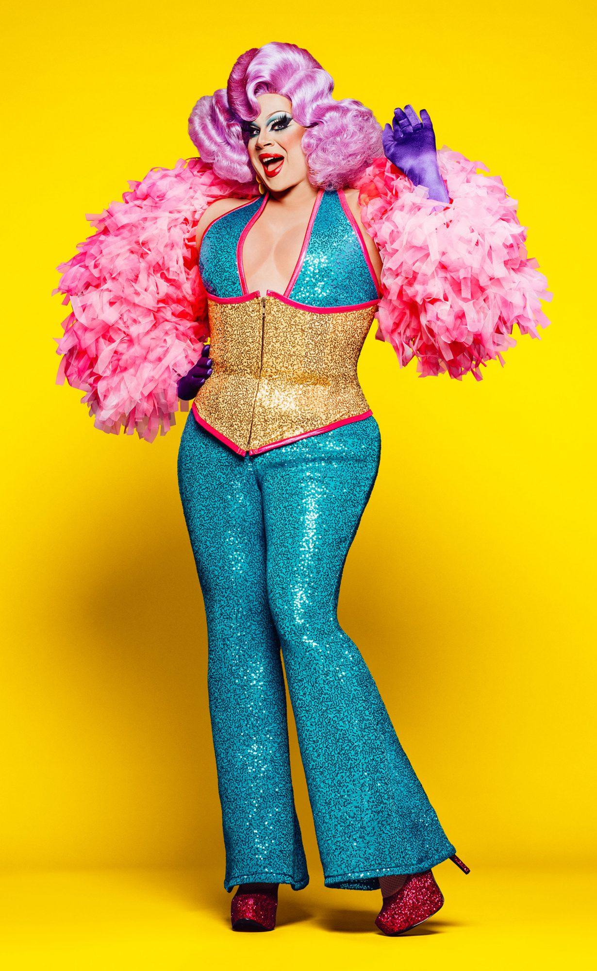 RuPaul Drag Race Season 11 cast photo -- Pictured: Nina WestCR: VH1