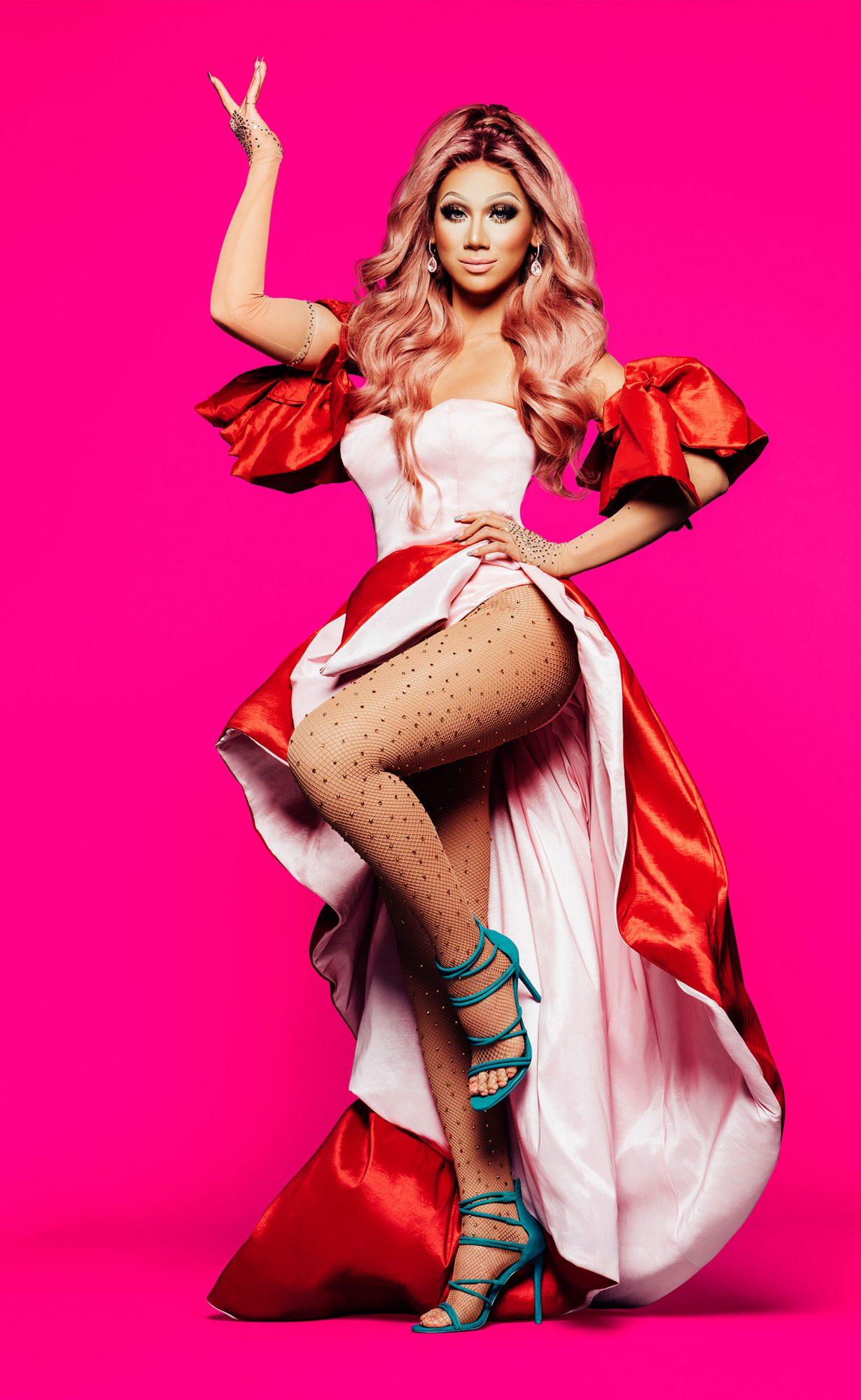 RuPaul Drag Race Season 11 cast photo -- Pictured: Plastique TiaraCR: VH1