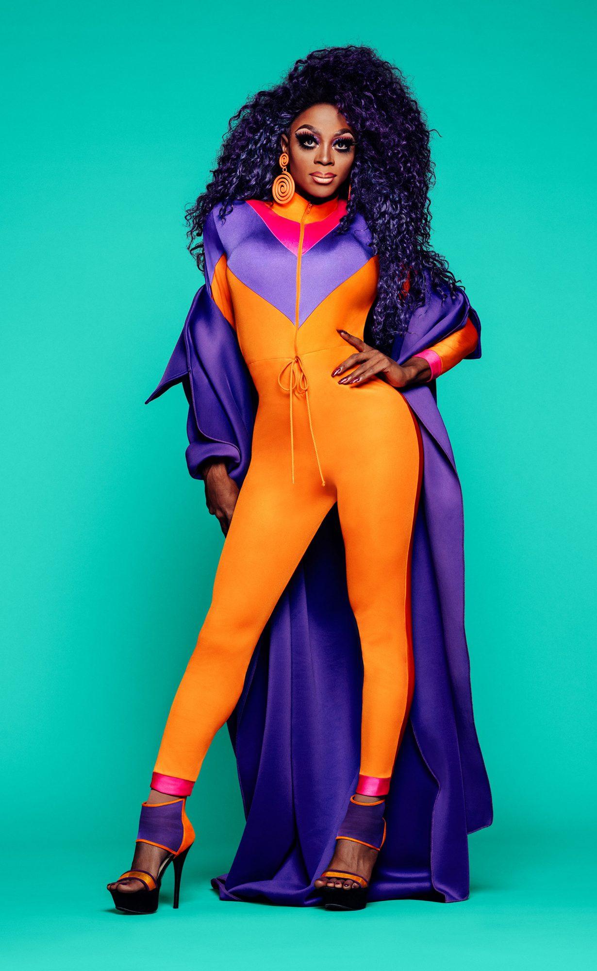 RuPaul Drag Race Season 11 cast photo -- Pictured: Ra'jah D OharaCR: VH1