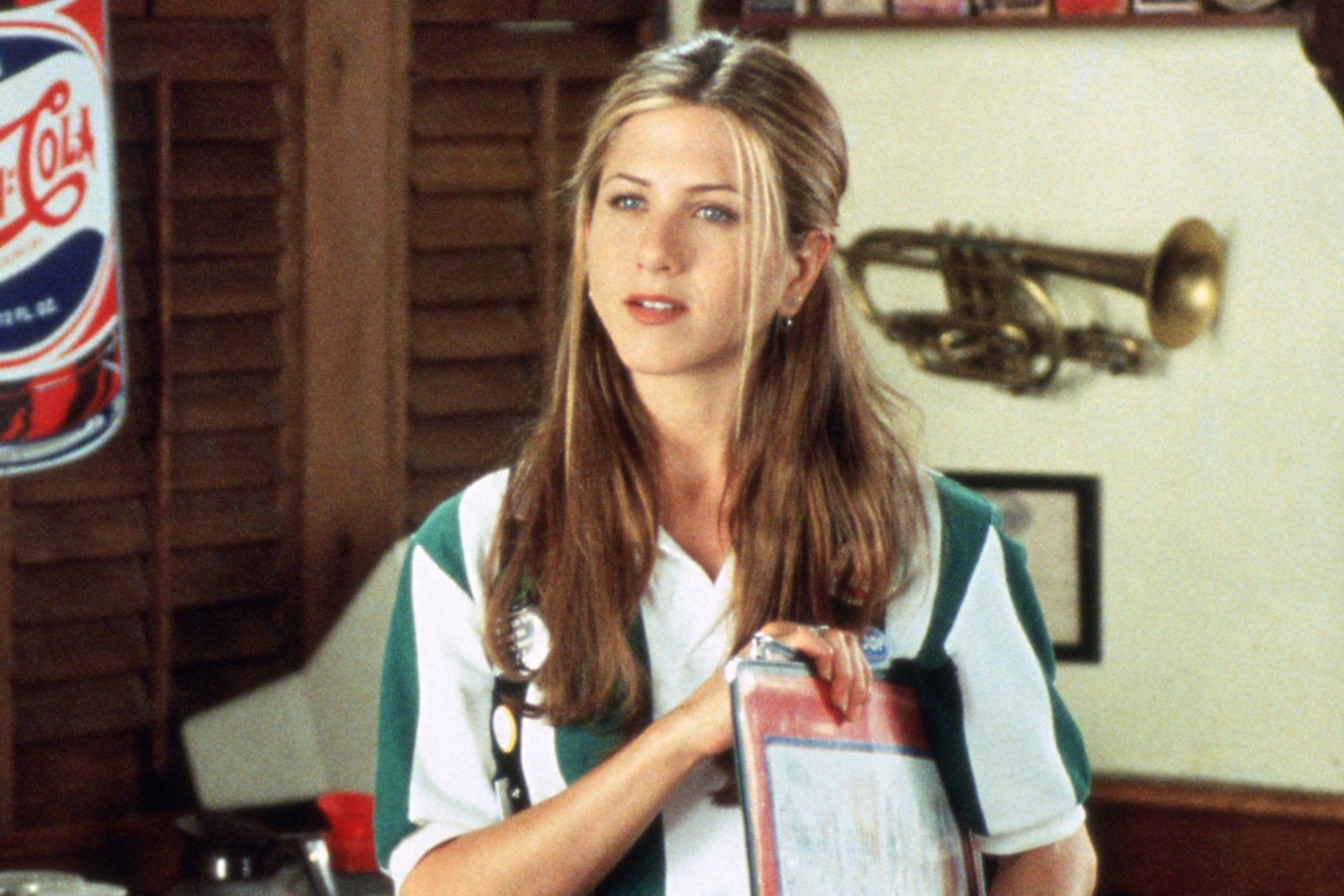 Office Space (1999)Jennifer Aniston