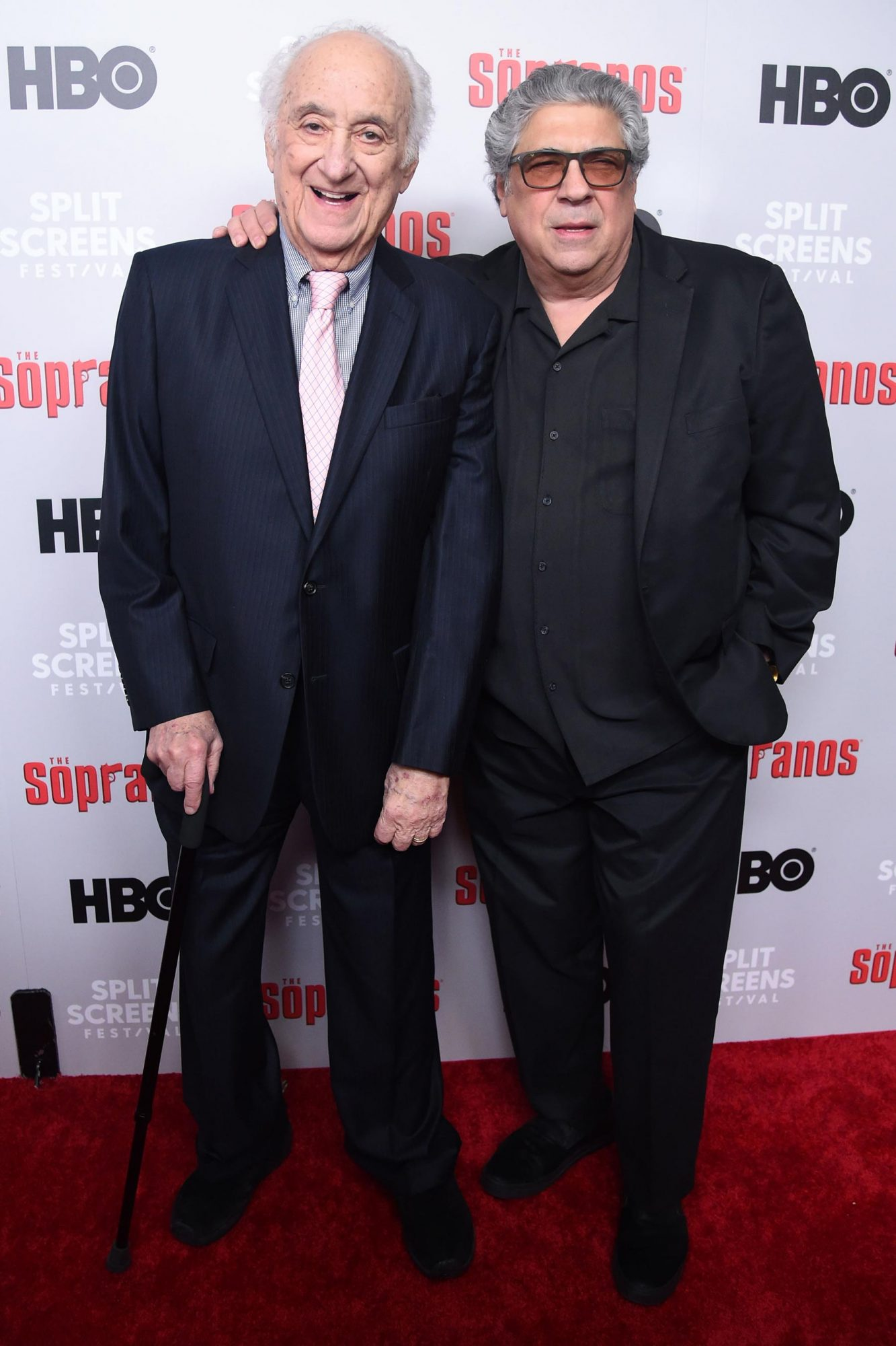 'Woke Up This Morning: The Sopranos 20th Anniversary Celebration', Arrivals, New York, USA - 09 Jan 2019