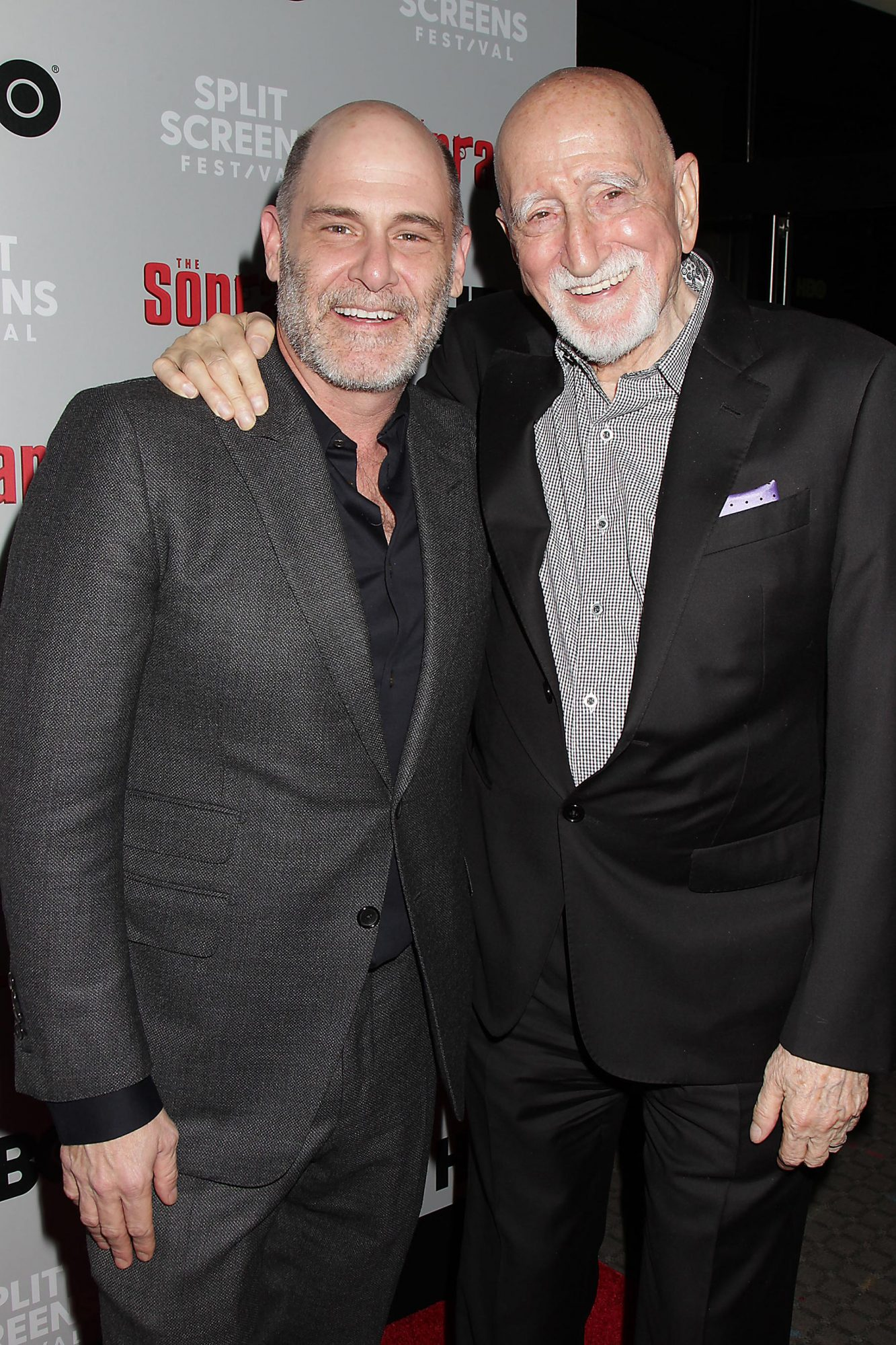 """HBO Presents 'THE SOPRANOS 20TH ANNIVERSARY"""" Red Carpet and Panel Discussion, New York, USA - 09 Jan 2019"""